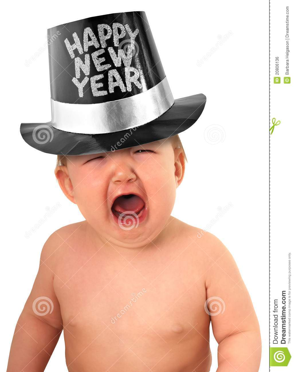 Happy new year baby - happy-new-year-baby-20806136