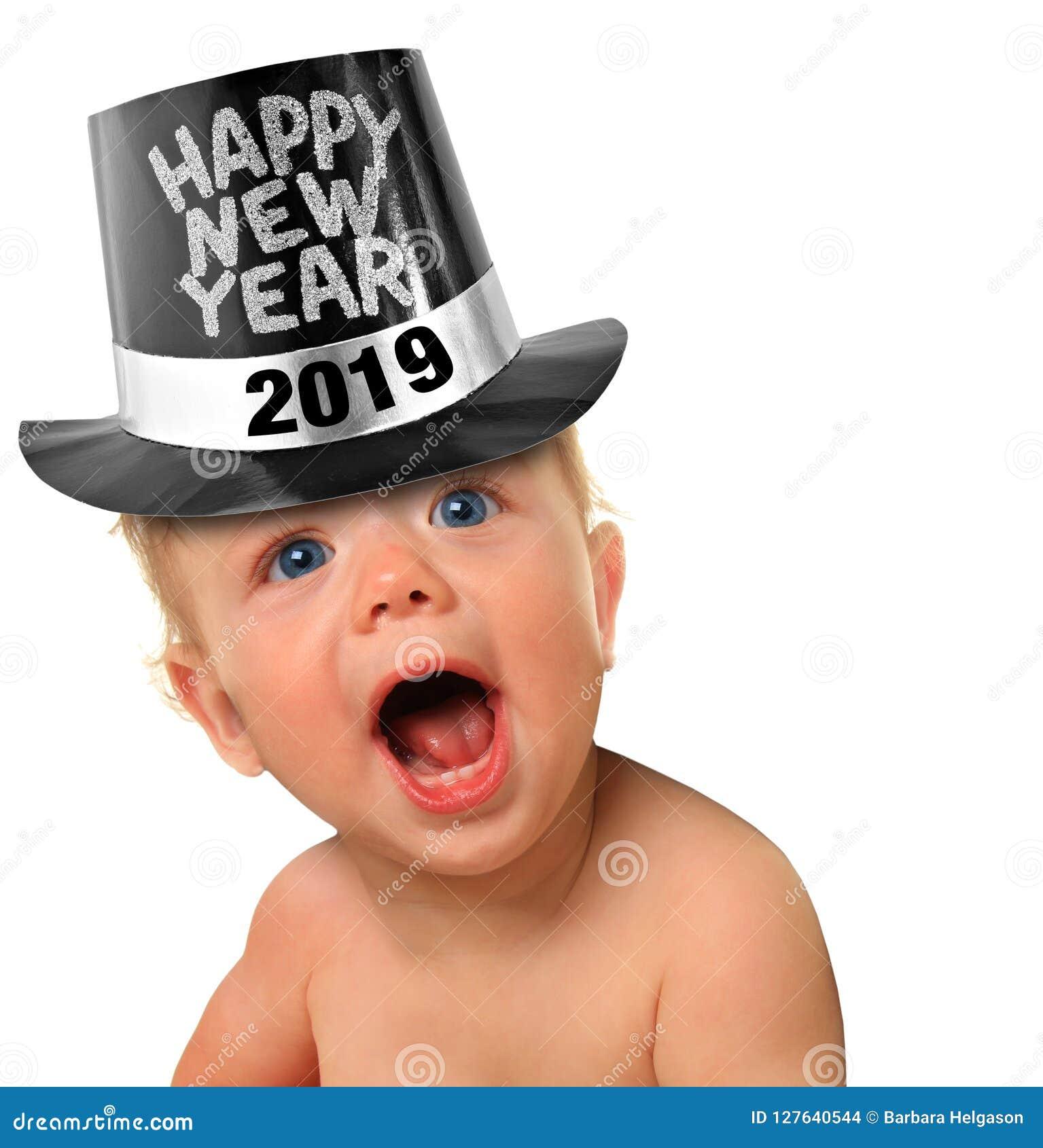 Happy New Year Baby 2019