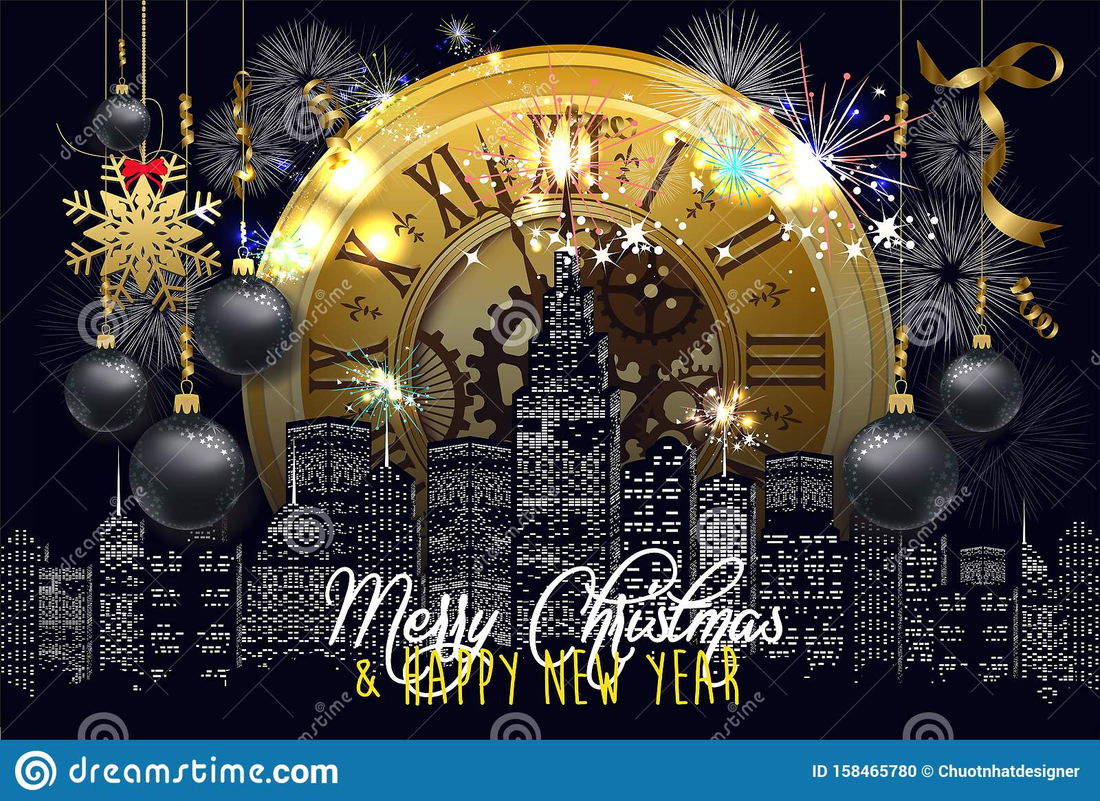 happy new year 2020 background with christmas clock gold and firework stock vector illustration of year background 158465780 https www dreamstime com happy new year background christmas clock gold firework happy new year background christmas clock gold firework image158465780