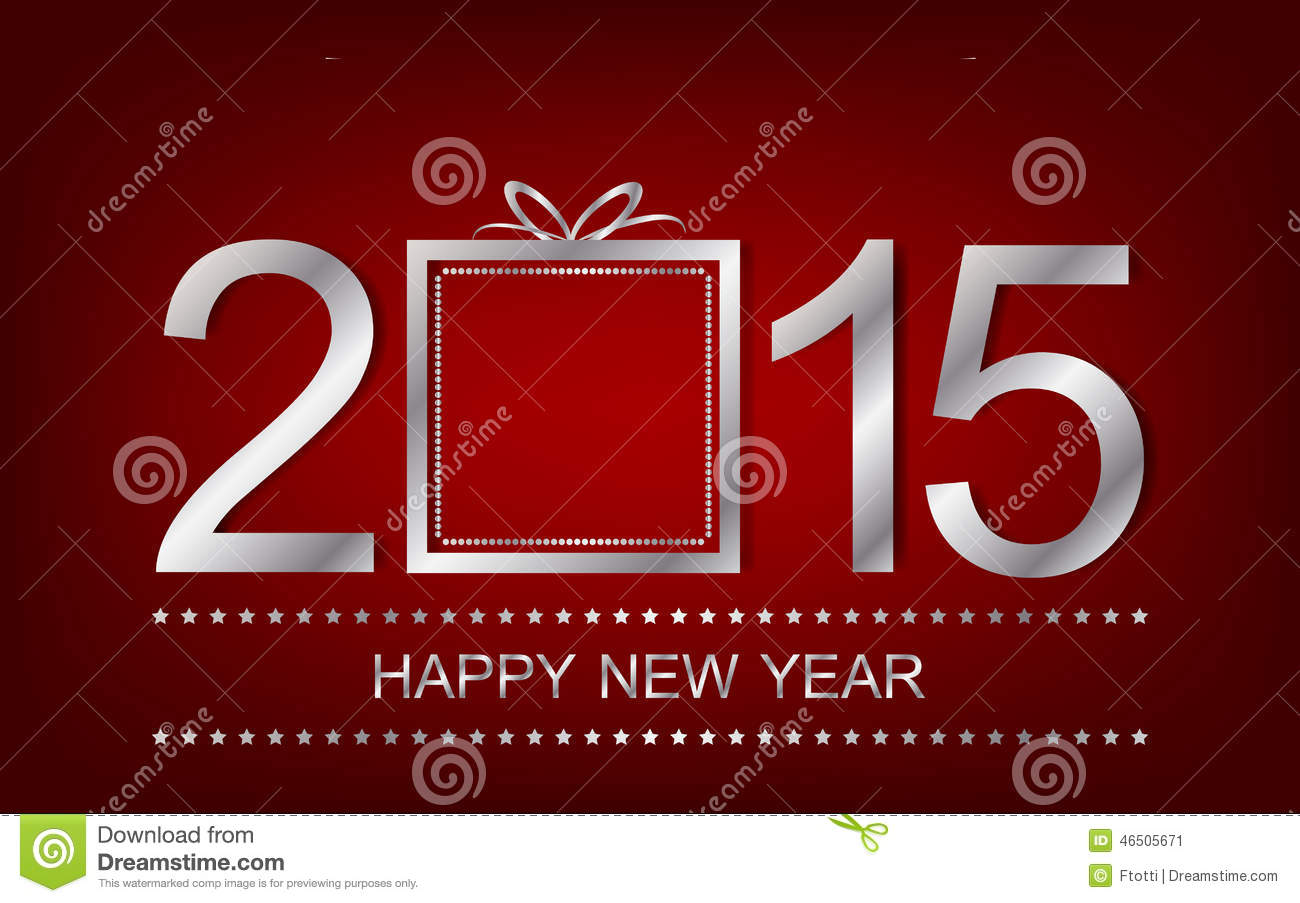 happy new year background wallpaper for banner or greeting card