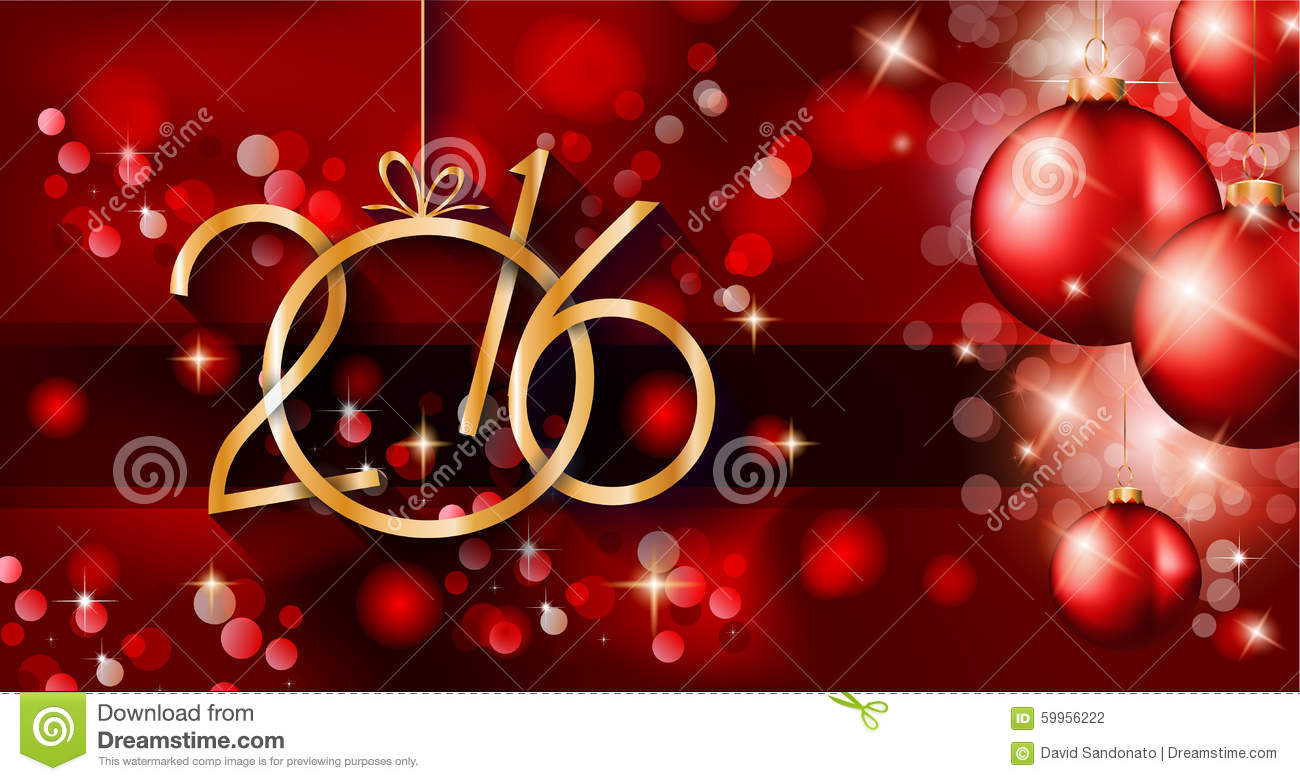 ... Background For Your Christmas Flyers Stock Vector - Image: 59956222