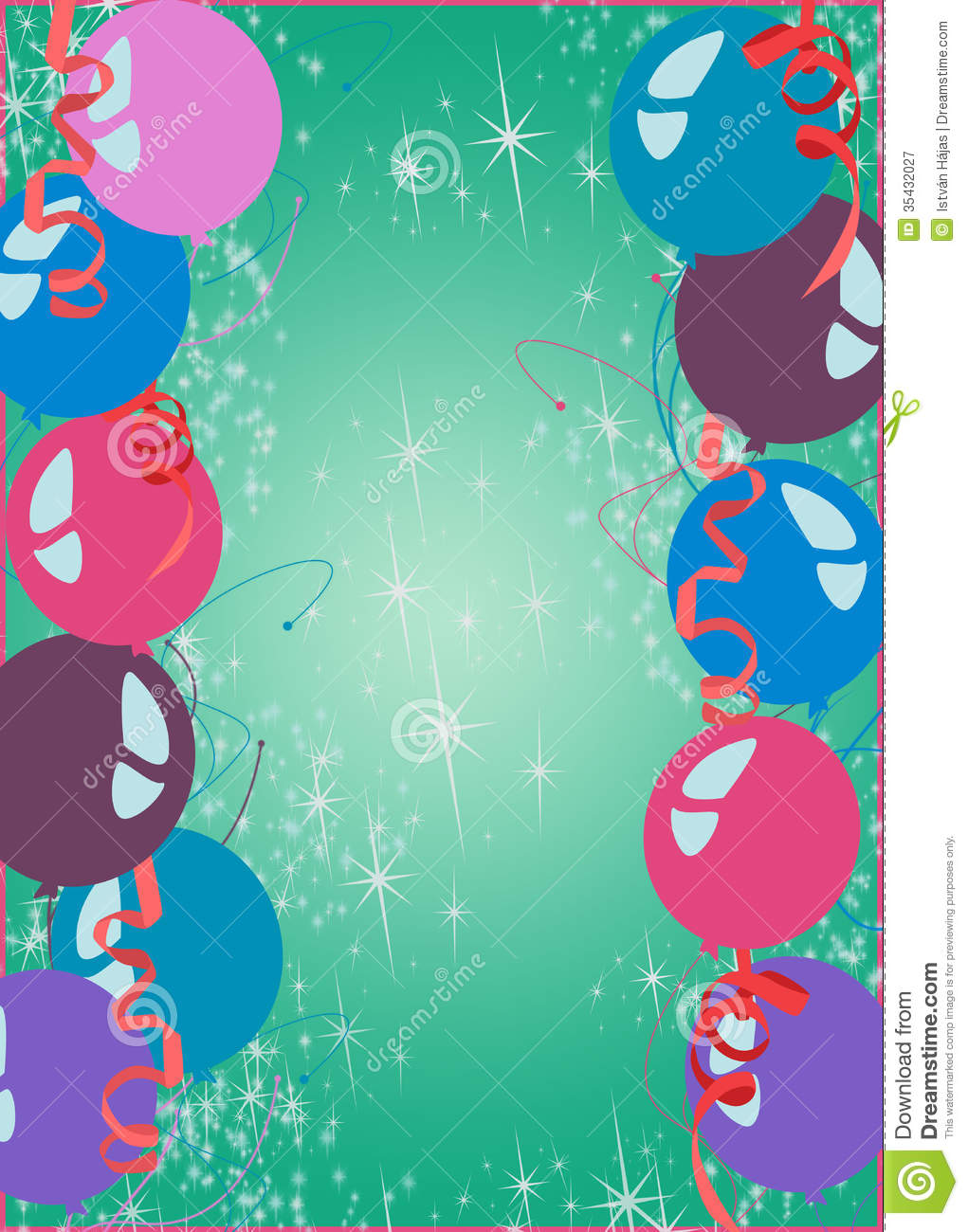 happy new year or birthday party background stock image image of