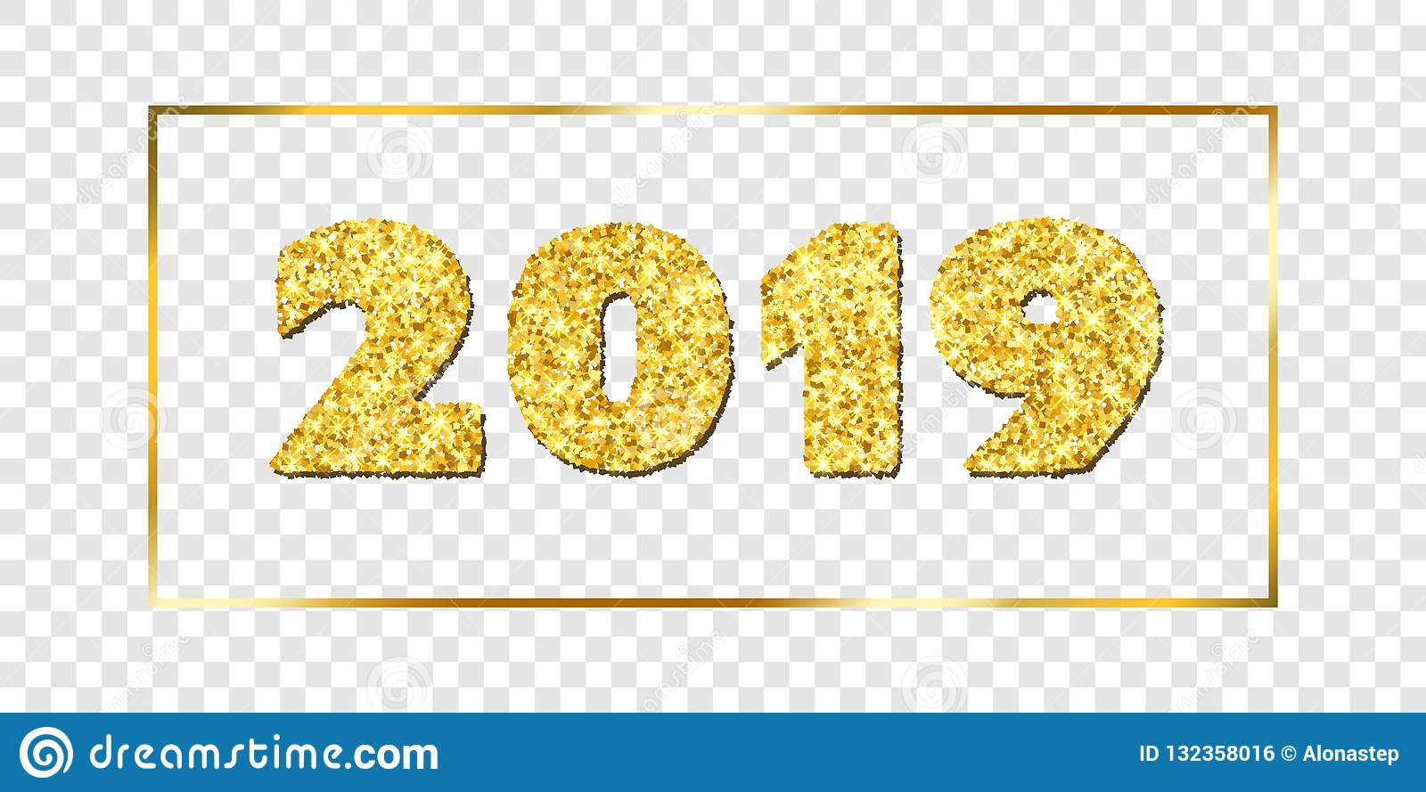 Happy New Year Transparent Background 84