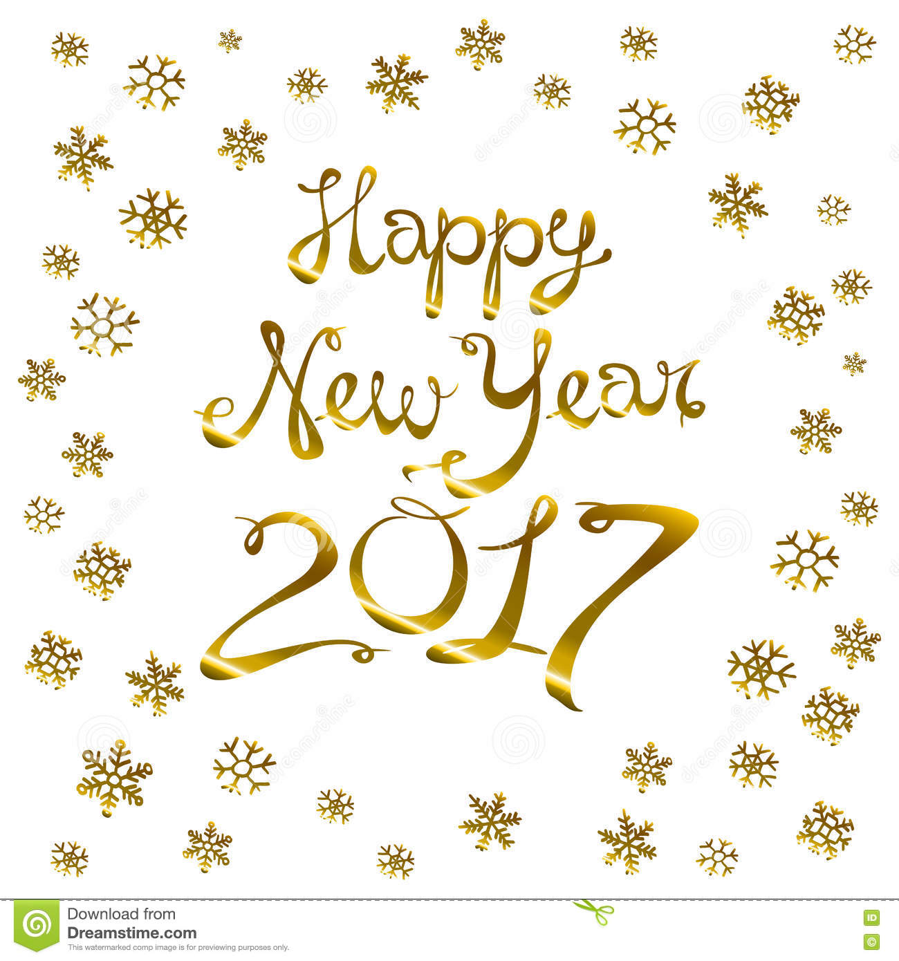 happy new year card gold template over black background with golden sparks happy new year 2017 template for your design vector illustration art