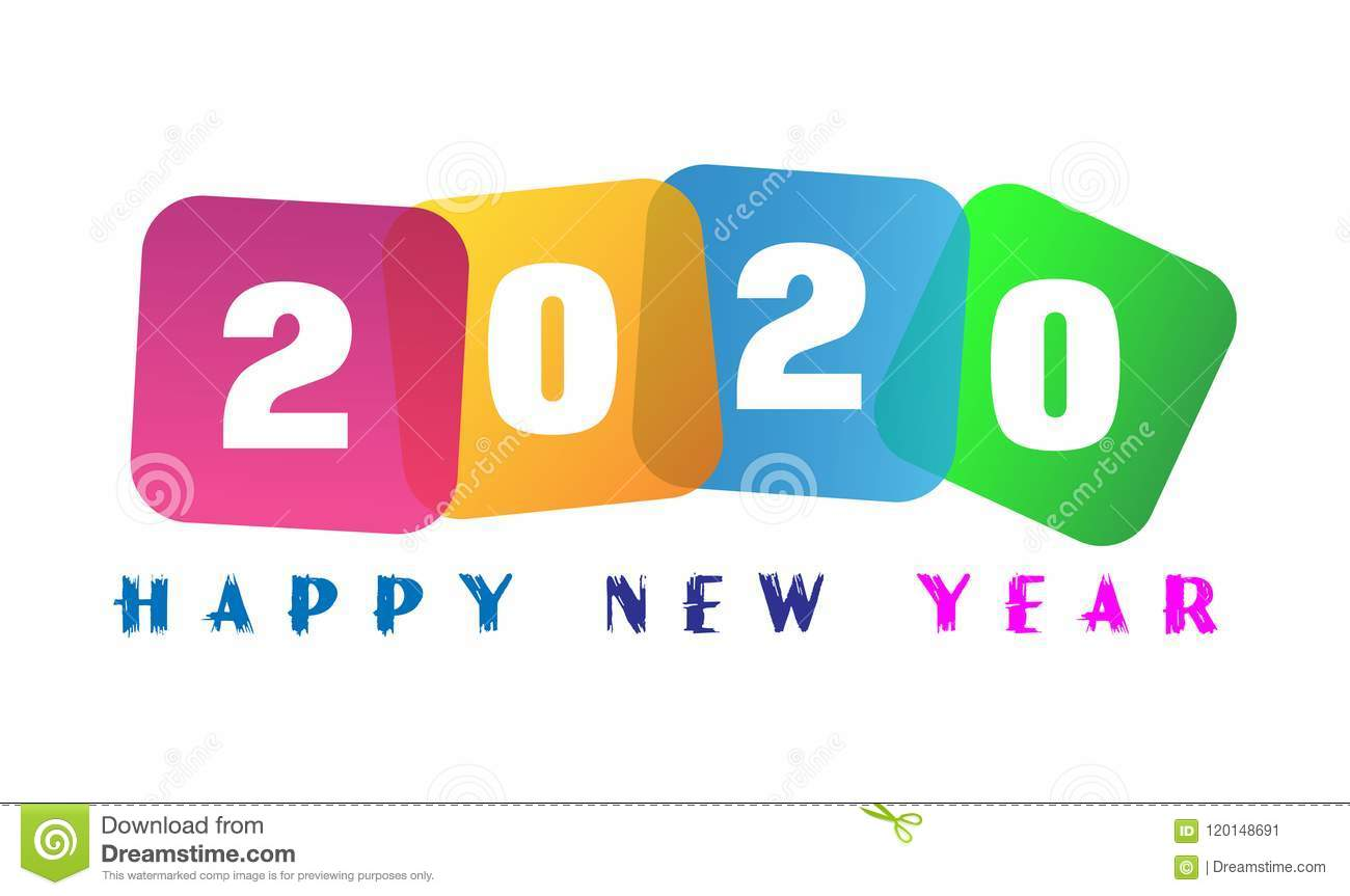 New Year 2020 Happy Wishes, New Year Lovely Wishes, Happy ...