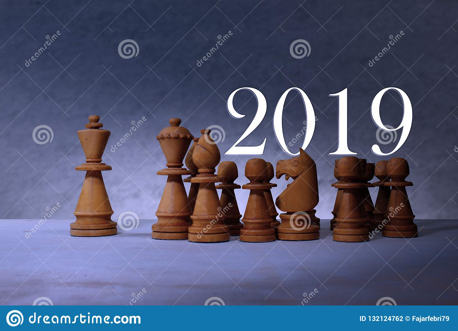 happy new year 2019 concept chess pieces stock photo image of rh dreamstime com chess 2019 schedule 2019 chess tournaments