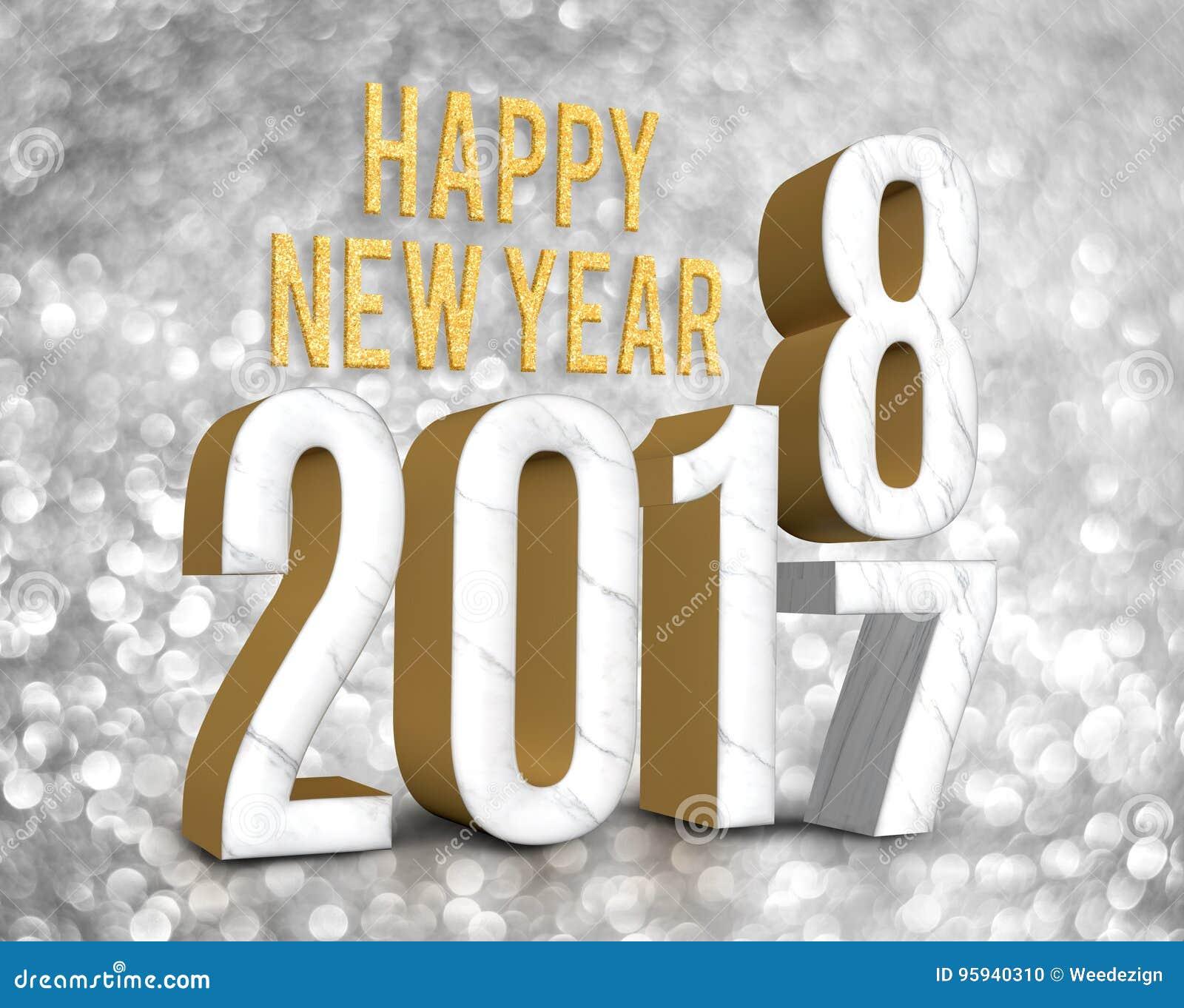Afbeeldingen van Happy New Year 5.1 Audio 2017