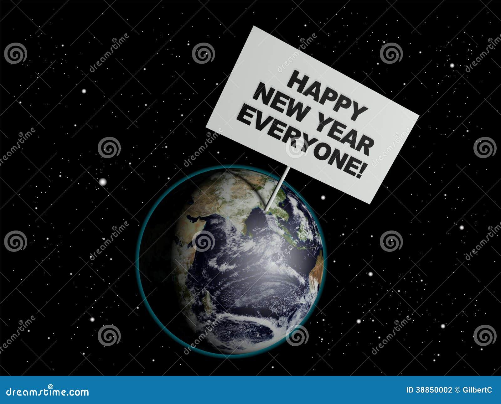Happy New Year Everyone 50