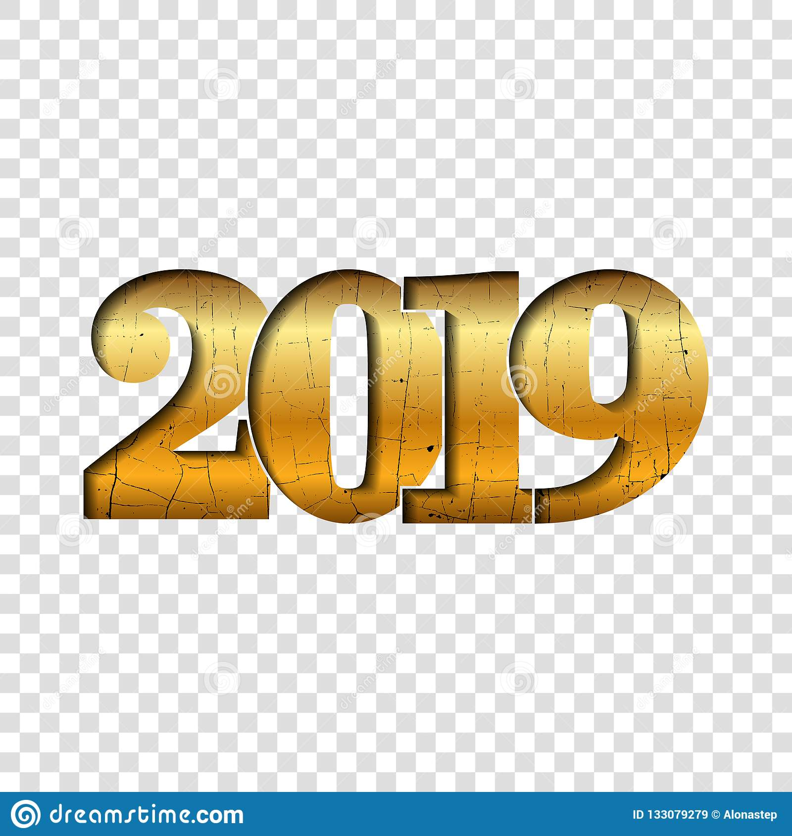 Happy New Year Transparent Background 36
