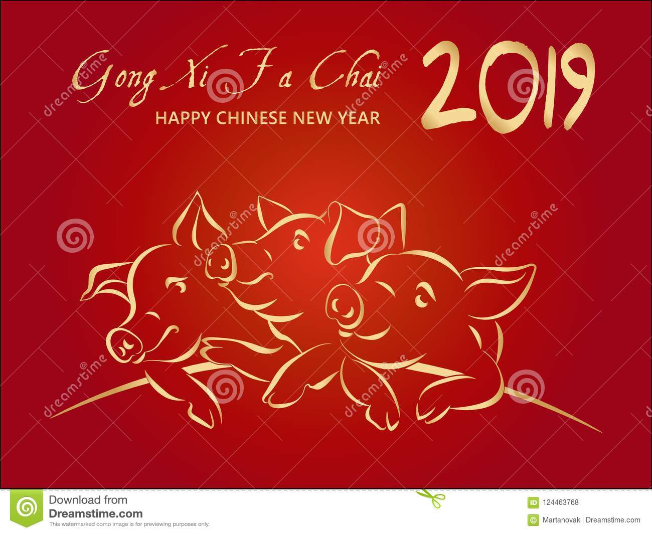2019 happy new year greeting card banner poster flyer or download 2019 happy new year greeting card banner poster flyer or invitation with stopboris Choice Image