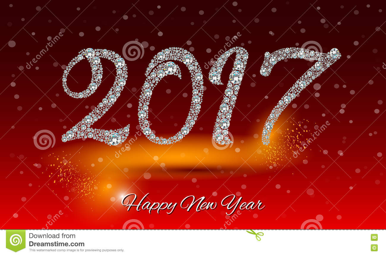 Happy New Year 2017 Stock Photos - Download 14,560 Images