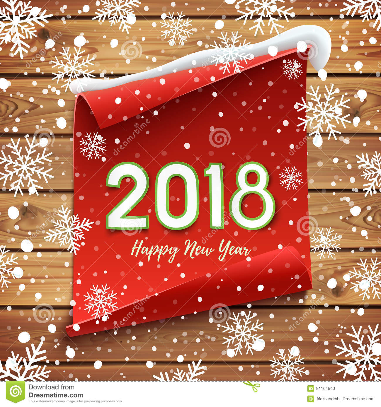 New Year Greeting Cards 2018 Vatozozdevelopment