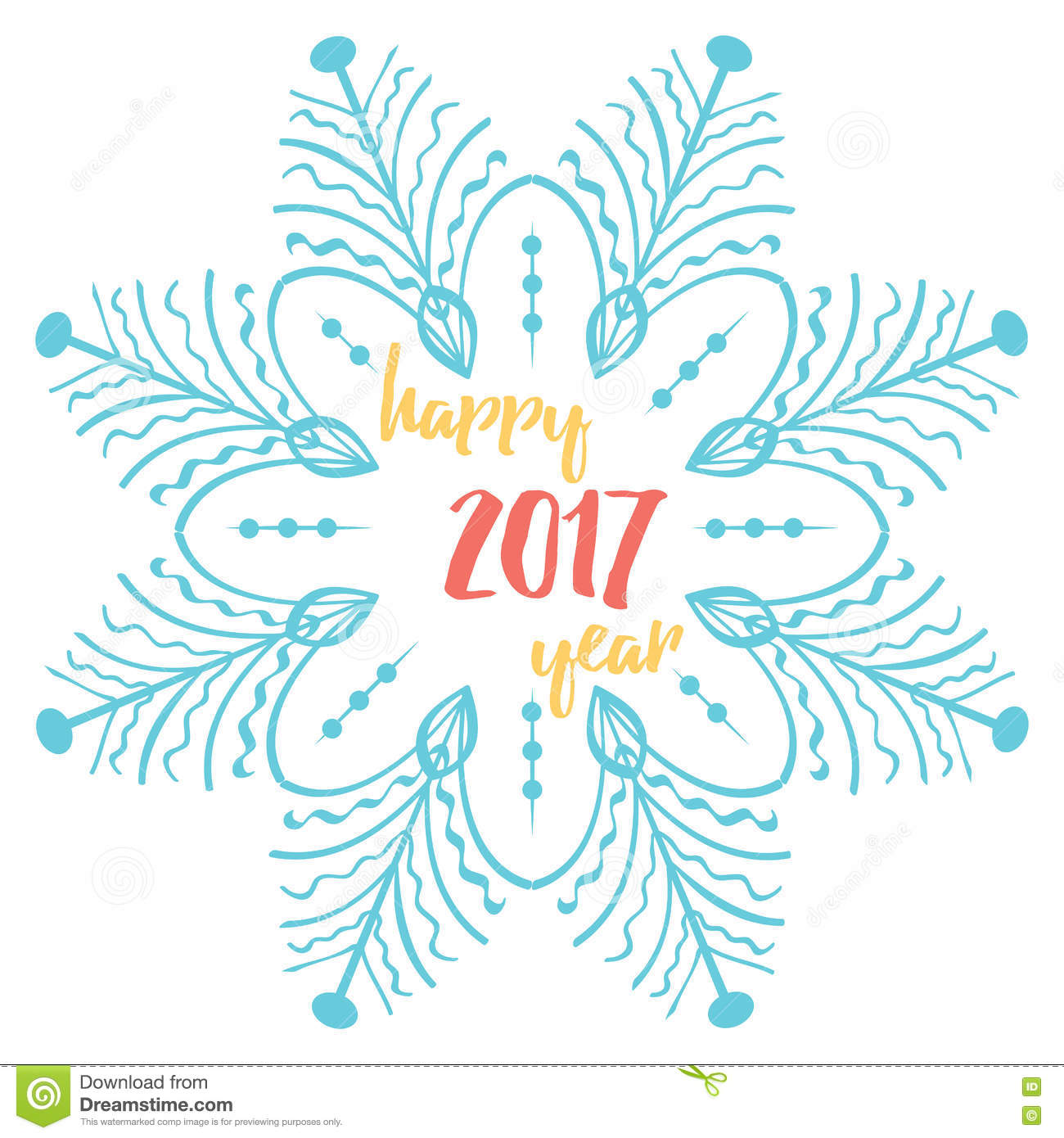 Happy new year 2017 free card new year greetings screenshot 2017 card decorative greeting hand happy new snowflake text white winter year kristyandbryce Gallery