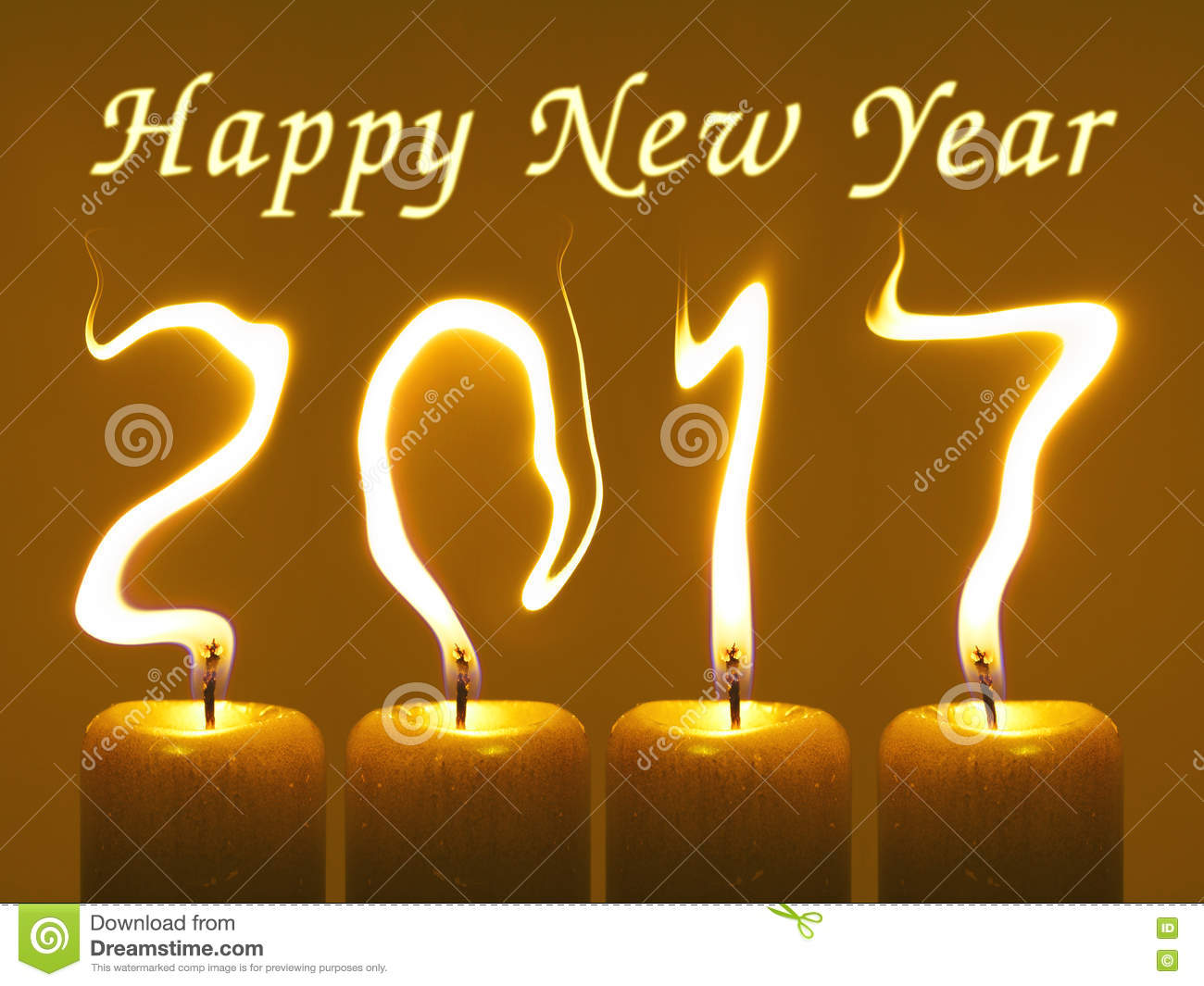2017 happy new year greetings card stock photo image of 2017 happy new year greetings card kristyandbryce Gallery