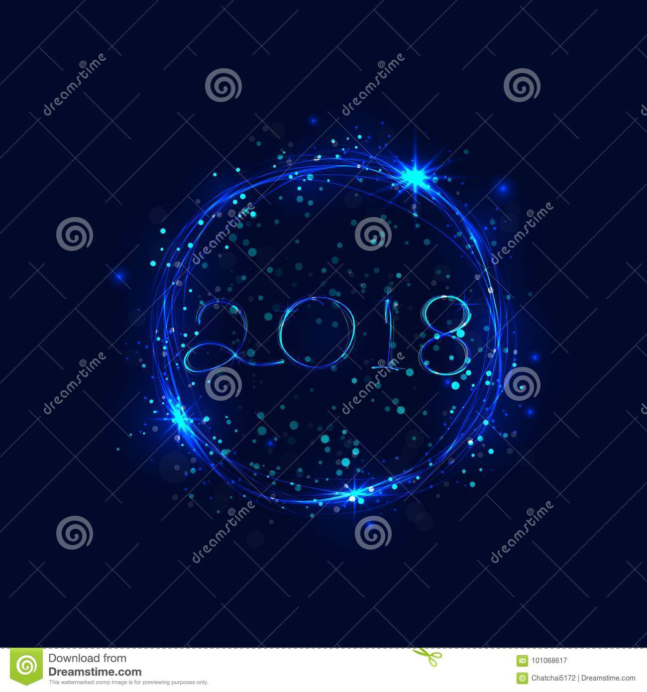 Happy new year 2018 holiday background2018 happy new year greet download happy new year 2018 holiday background2018 happy new year greet stock vector m4hsunfo
