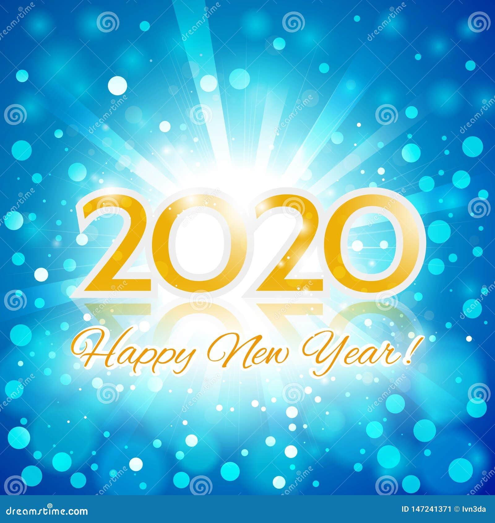 Happy New Year Invitation Card 38