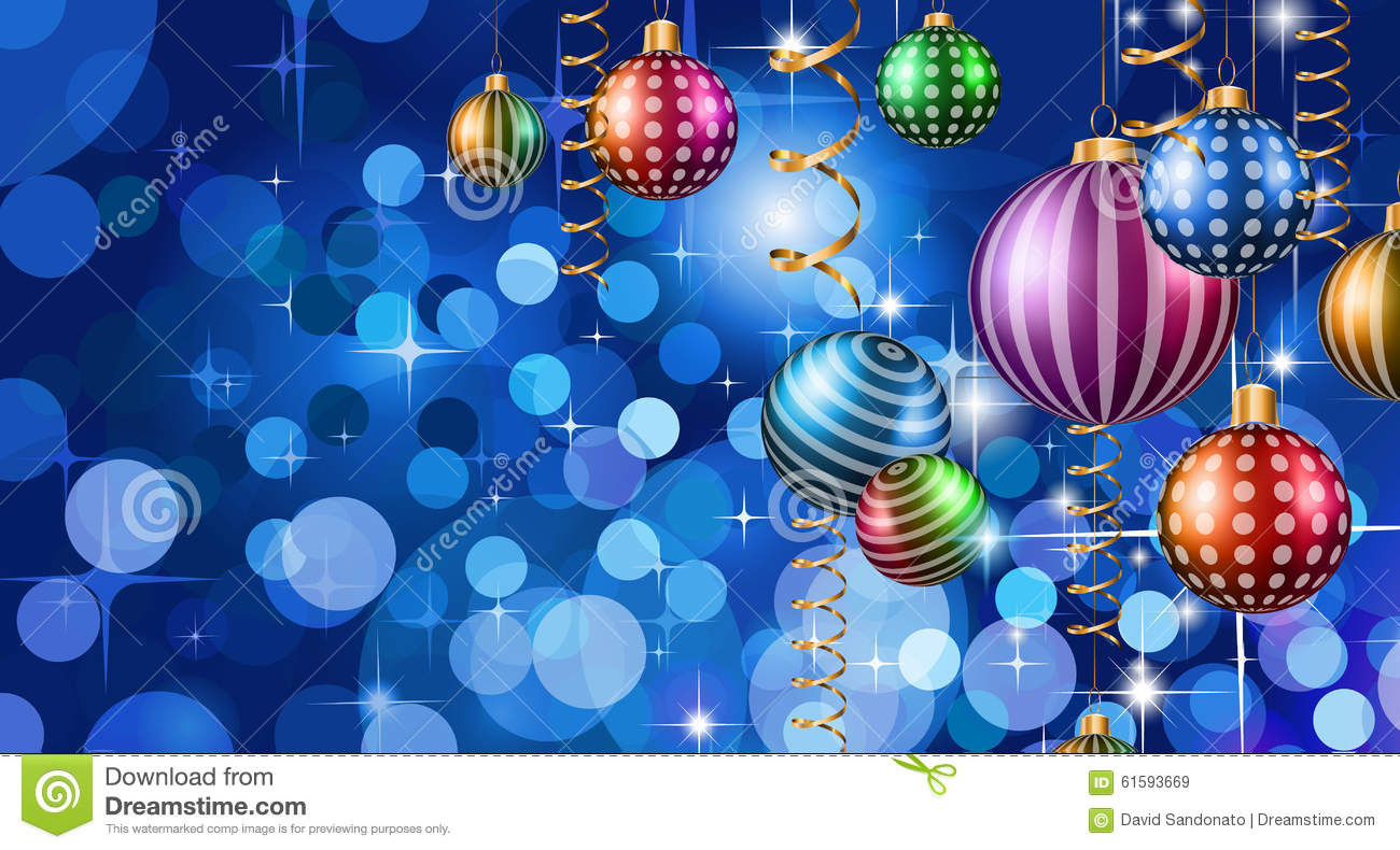 2016 Happy New Year and Merry Christmas Background for your seasonal ...