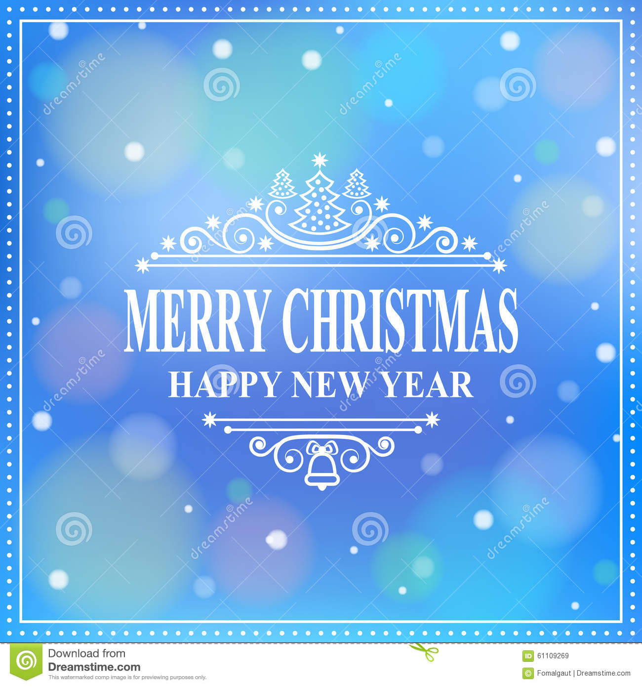 Happy new year message merry christmas holidays wish greeting card happy new year message merry christmas holidays wish greeting card invitation brochure flyer design and vintage ornament deco kristyandbryce Gallery