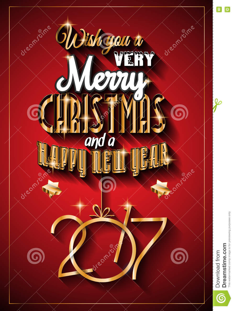 2017 happy new year restaurant menu template for your seasonal flyers
