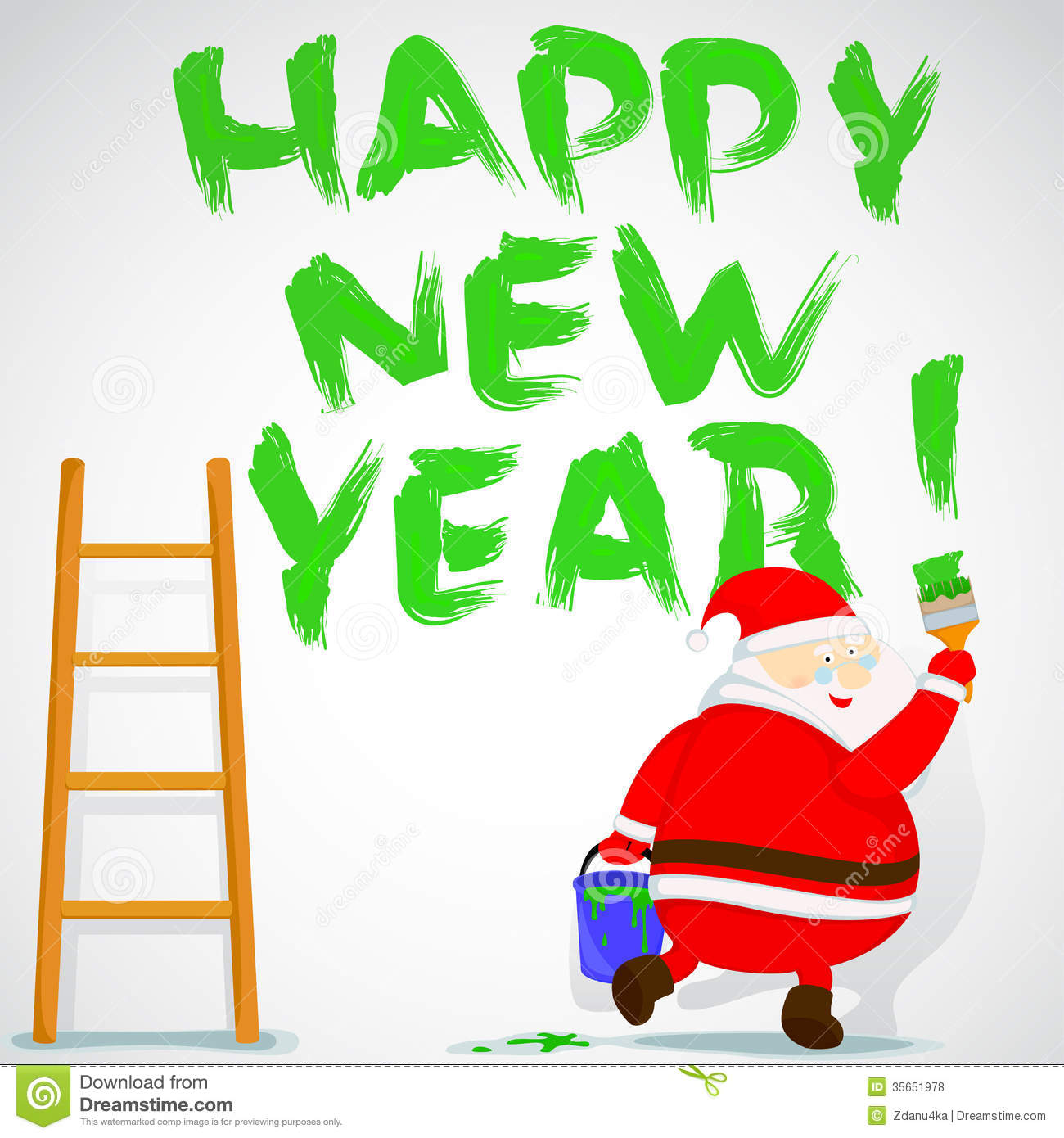 Happy New Year Royalty Free Stock Photos - Image: 35651978