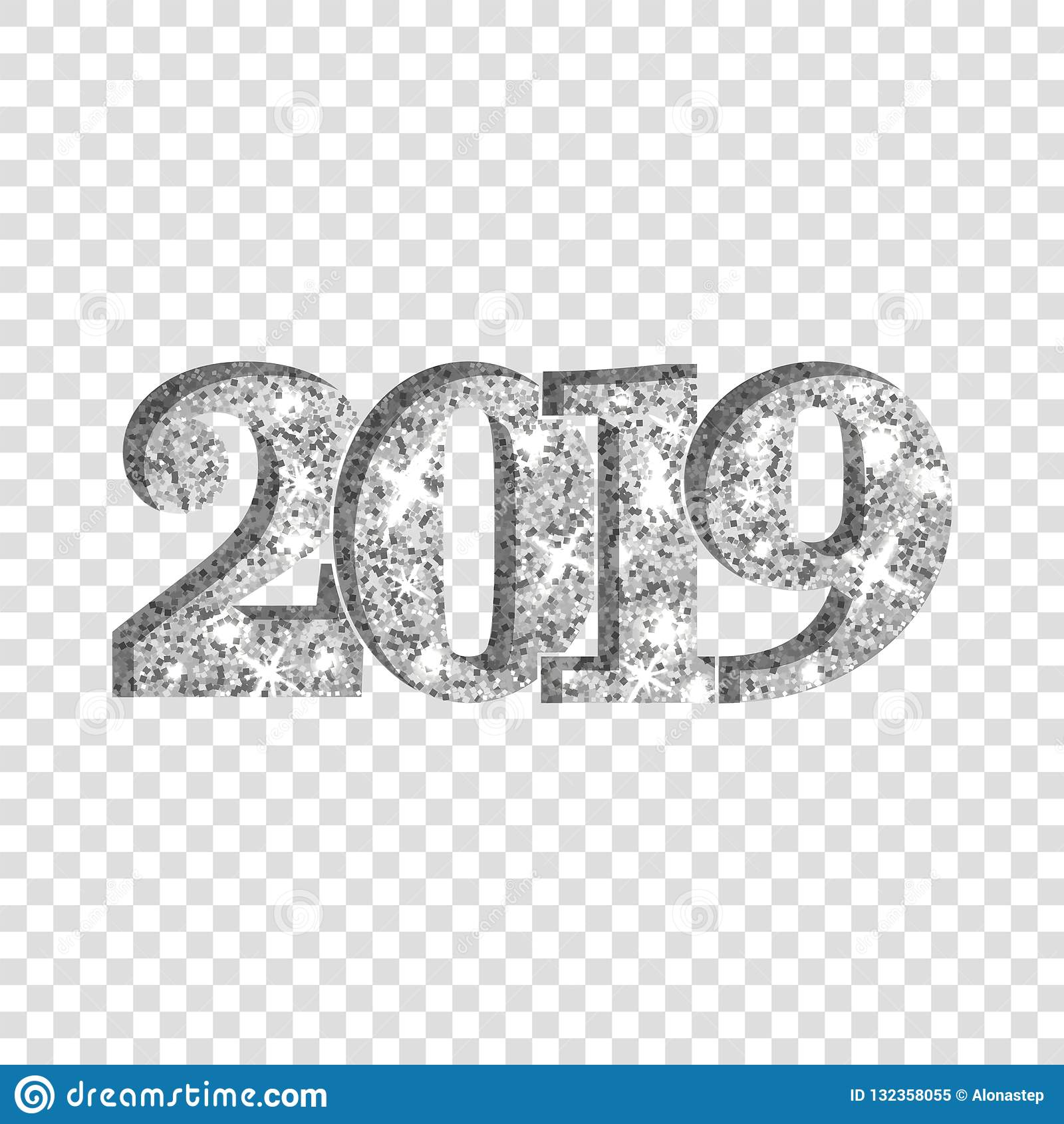 Happy New Year Transparent Background 68