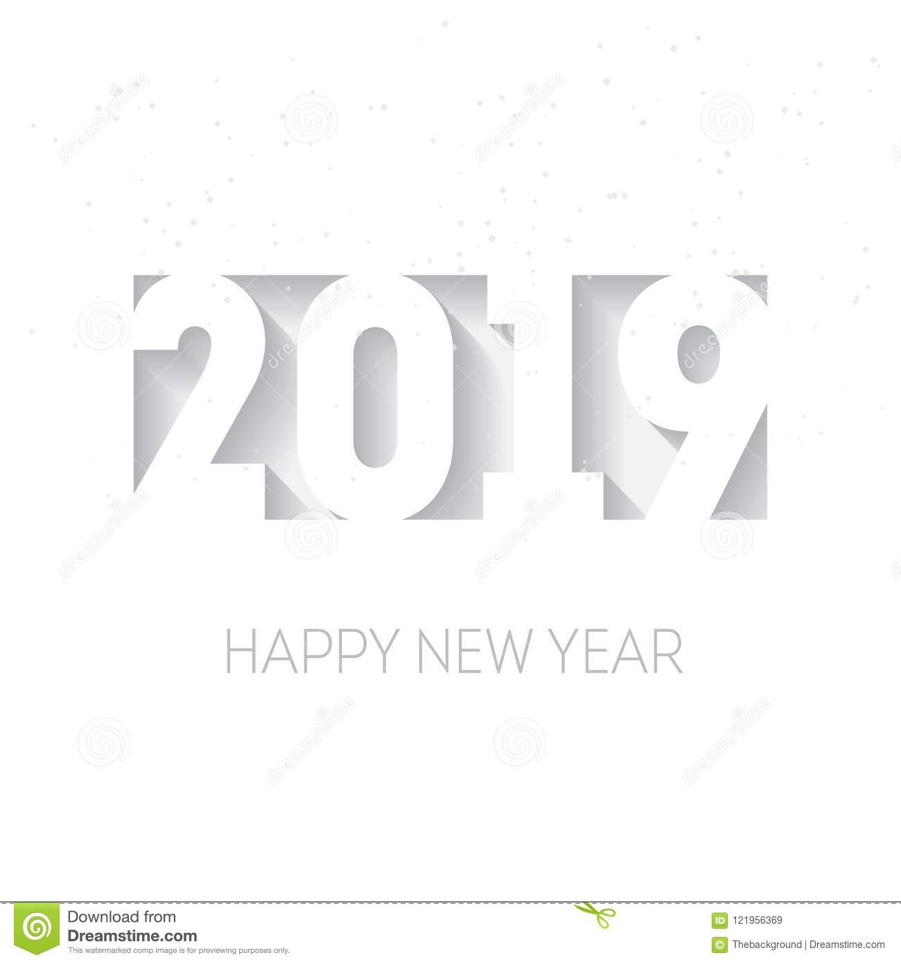 Happy new year 2019 vector background cover of business diary f happy new year 2019 vector background cover of business diary f cheaphphosting Gallery