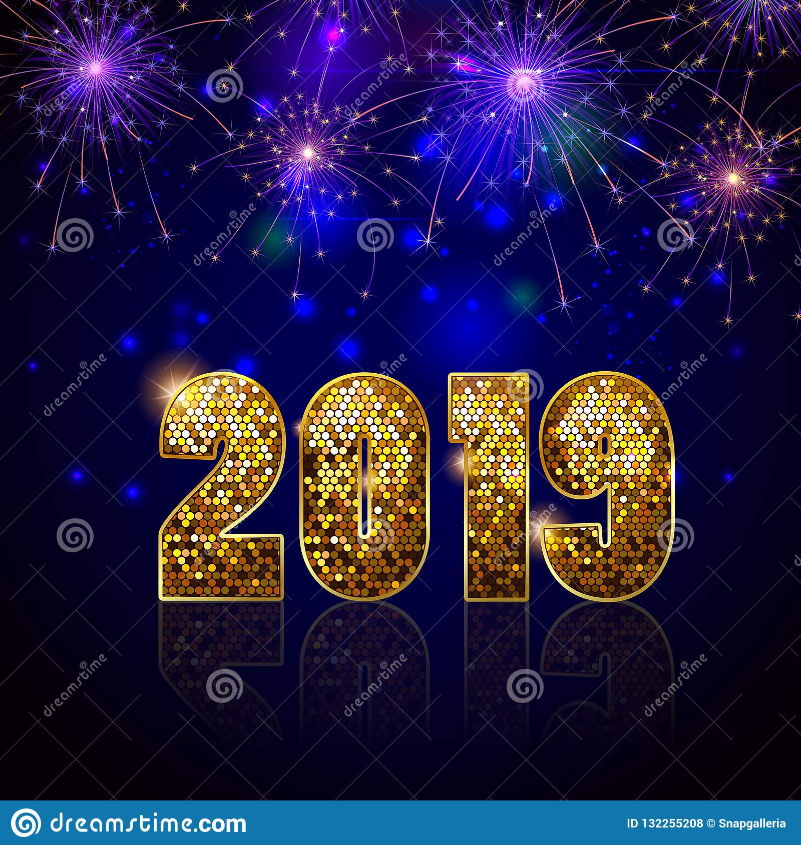 Happy New Year Editing Background 27