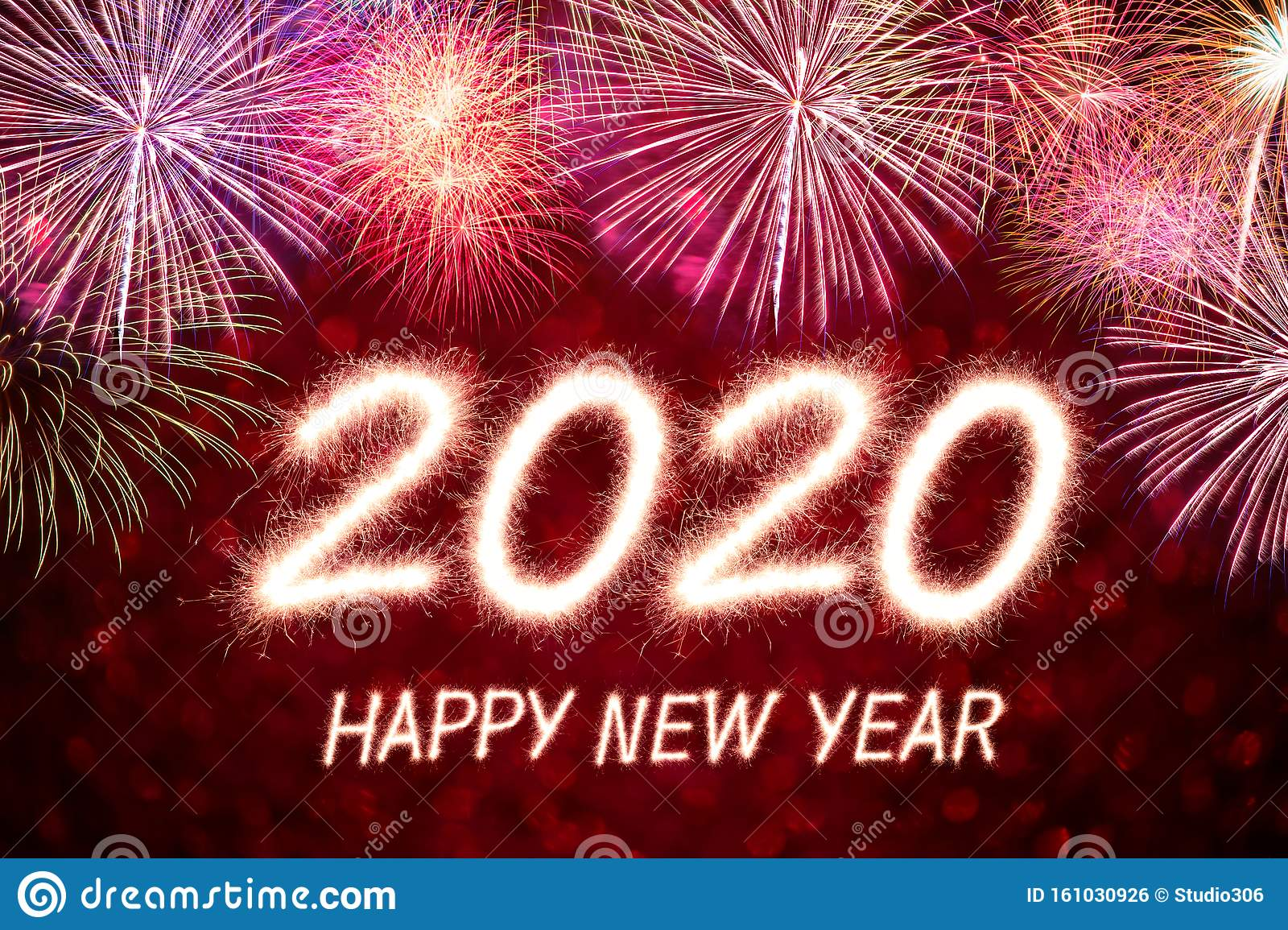 44 361 happy new year 2020 photos free royalty free stock photos from dreamstime https www dreamstime com happy new year written sparkle firework image161030926