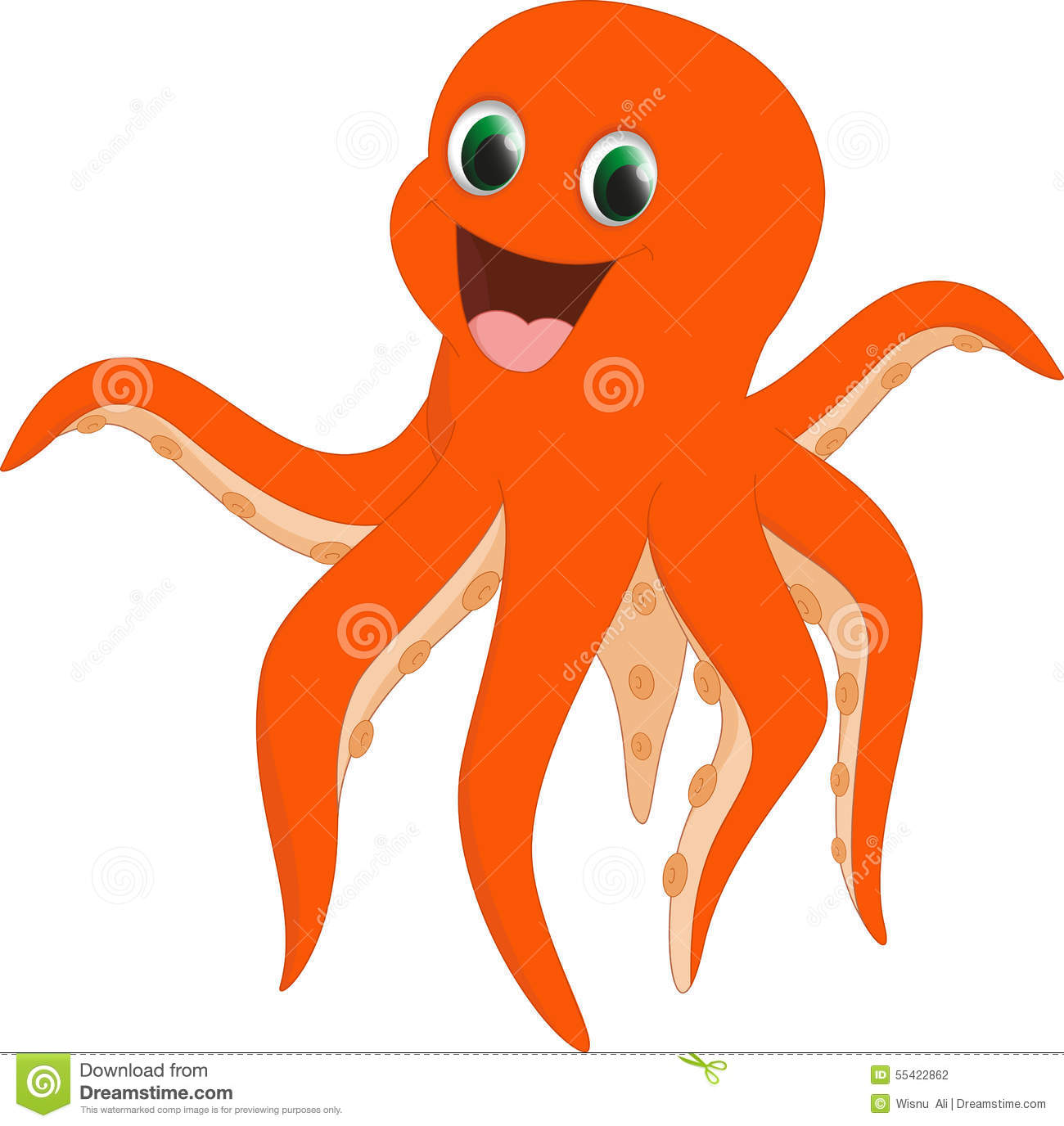 Image result for octopus cartoon images