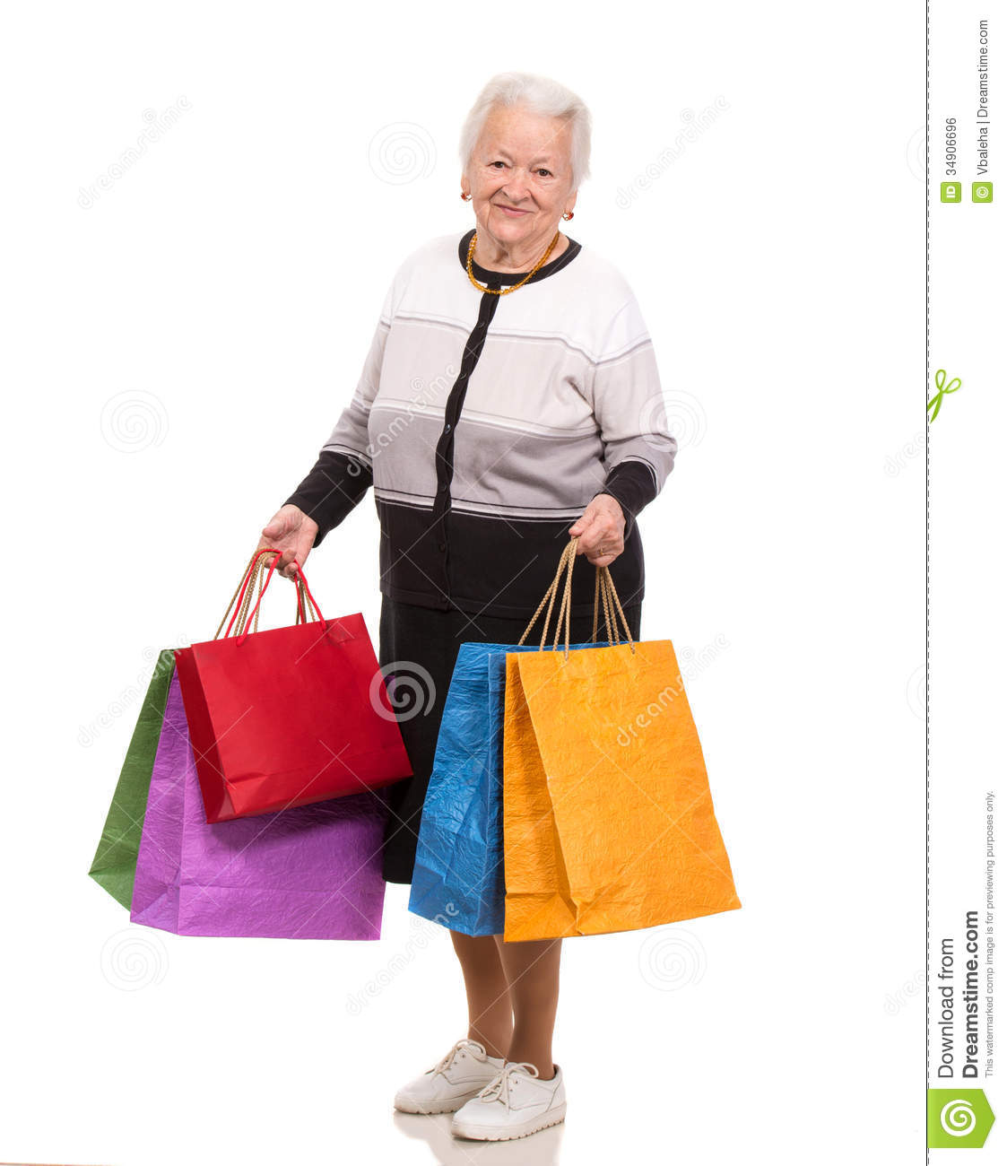 happy old woman stock photo image of female luxury