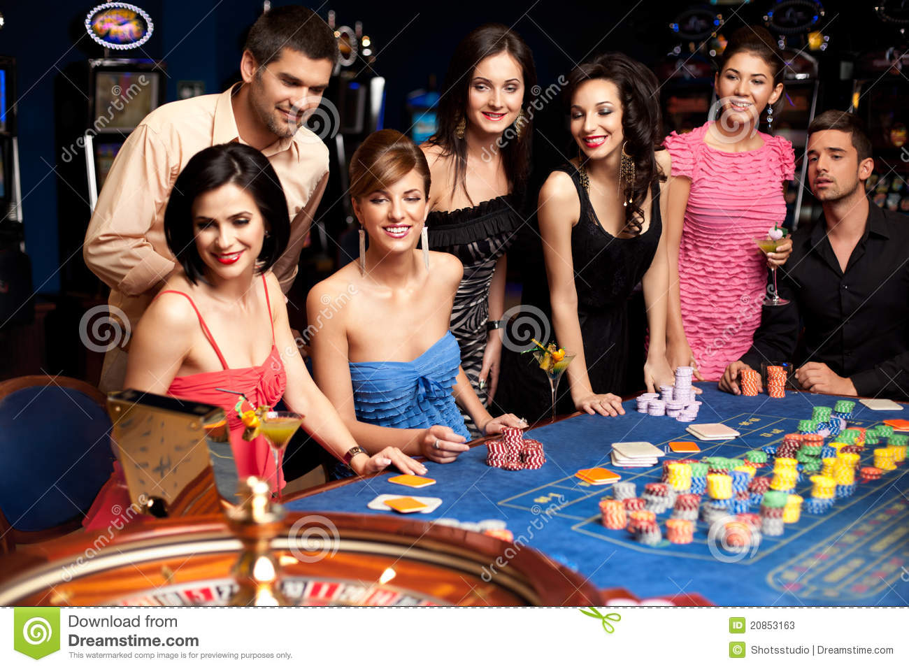 People roulette download