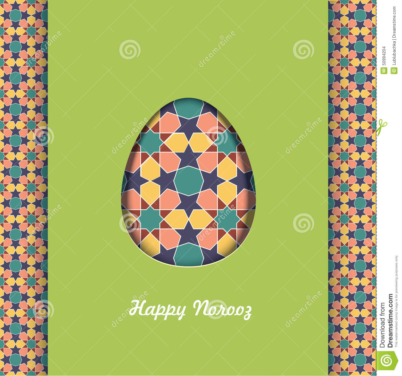 Happy persian new year card template illustration with fish and happy persian new year card template illustration with fish and stock images kristyandbryce Gallery