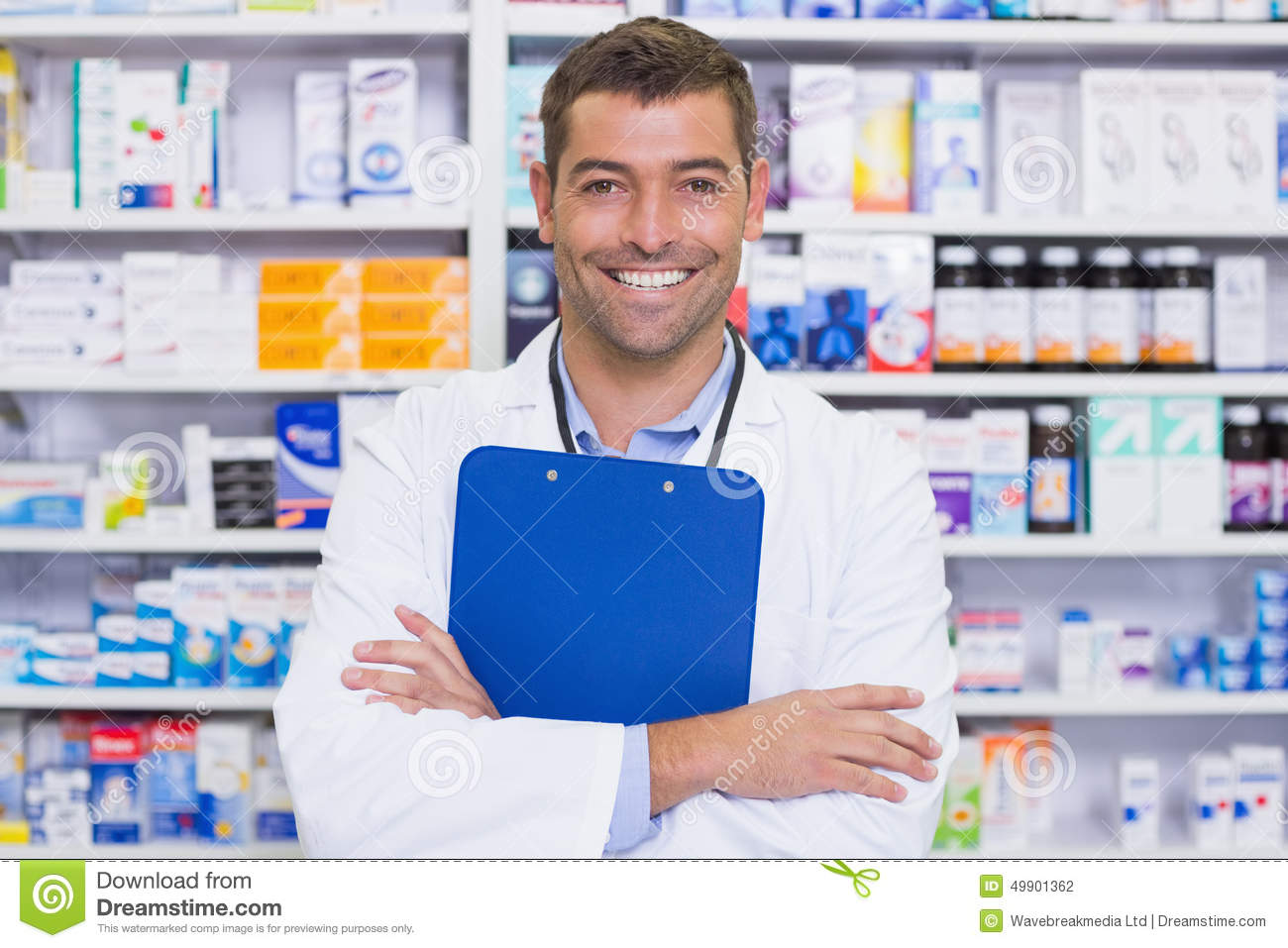 how to become hospital pharmacist