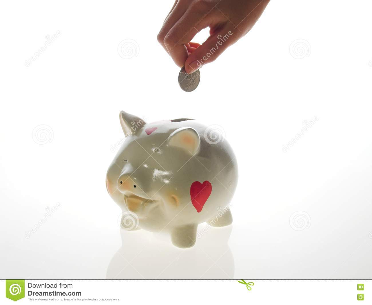 Happy piggy bank royalty free stock photo image 1166825 for How to make a piggy bank you can t open