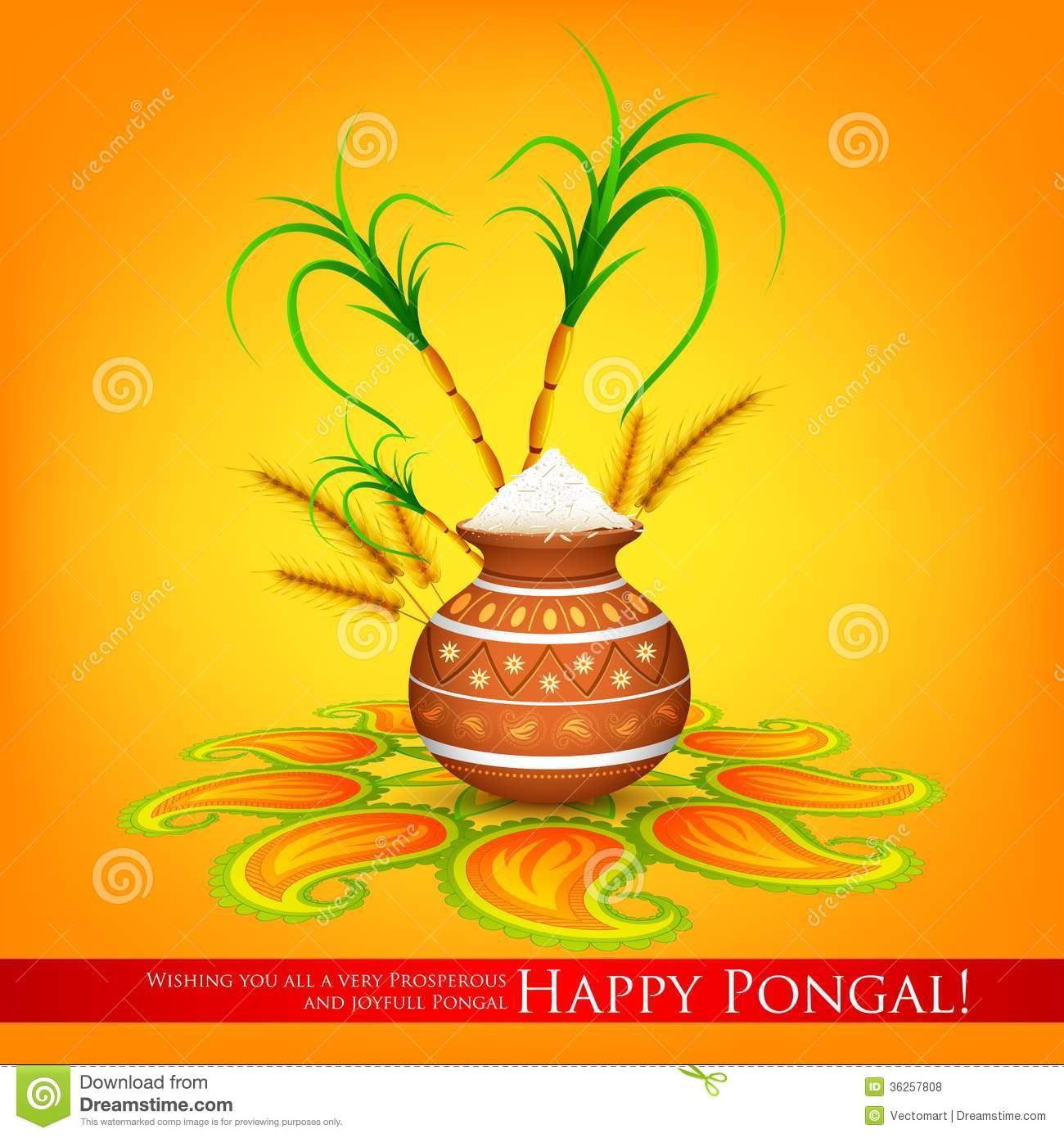 Happy pongal stock vector illustration of editable festival 36257808 happy pongal download preview m4hsunfo