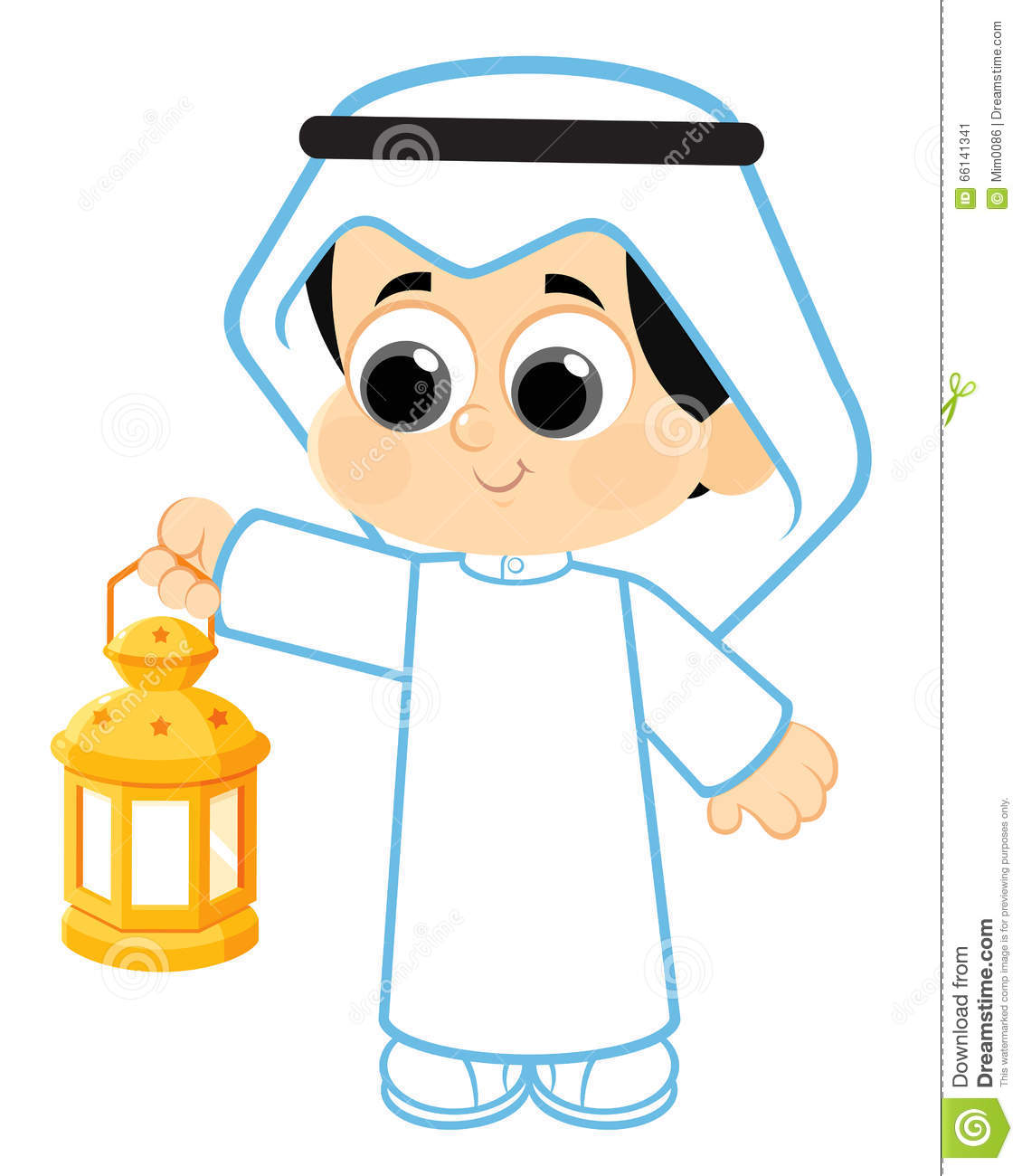 Happy Ramadan stock vector. Illustration of happy, lamp ...