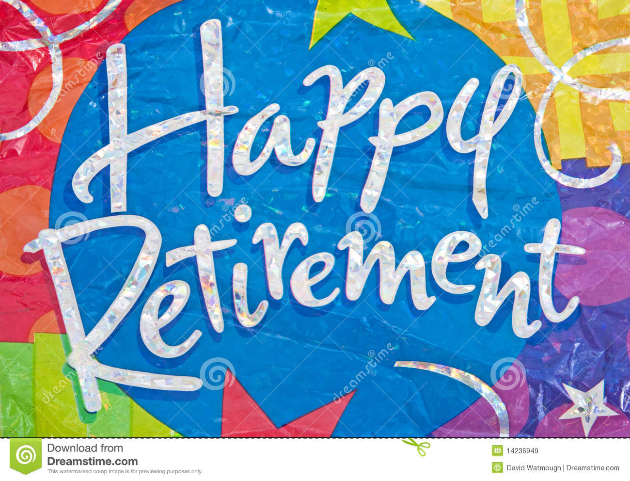 Happy Retirement Royalty Free Stock Images Image 14236949