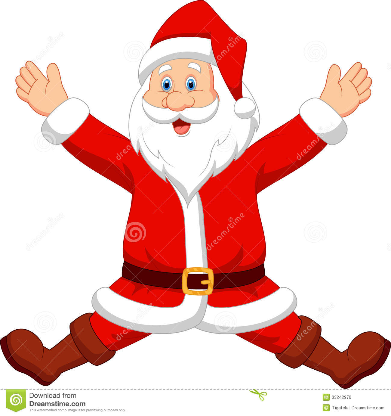 Image result for happy santa