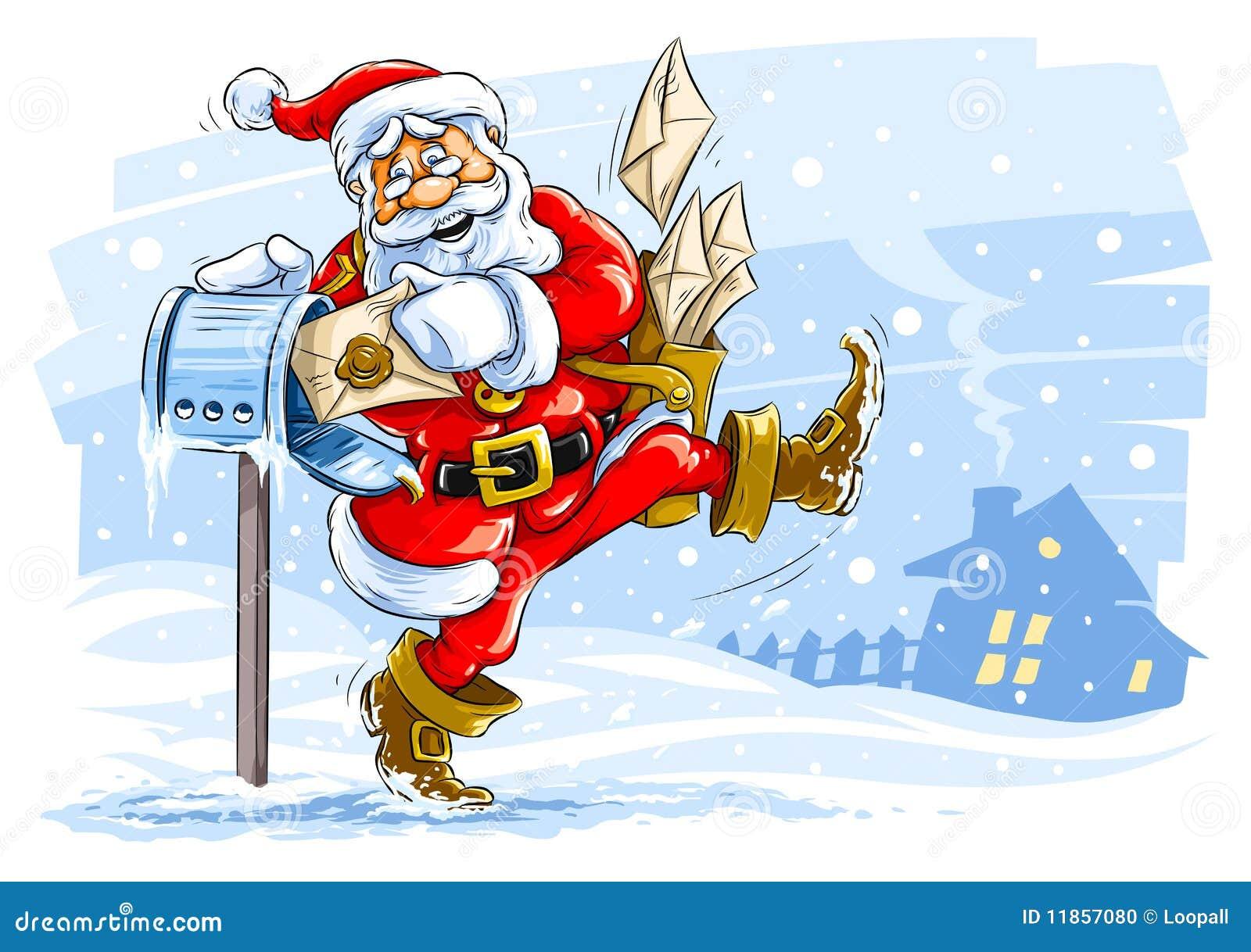 Новогодние поздравления от почтальона печкина