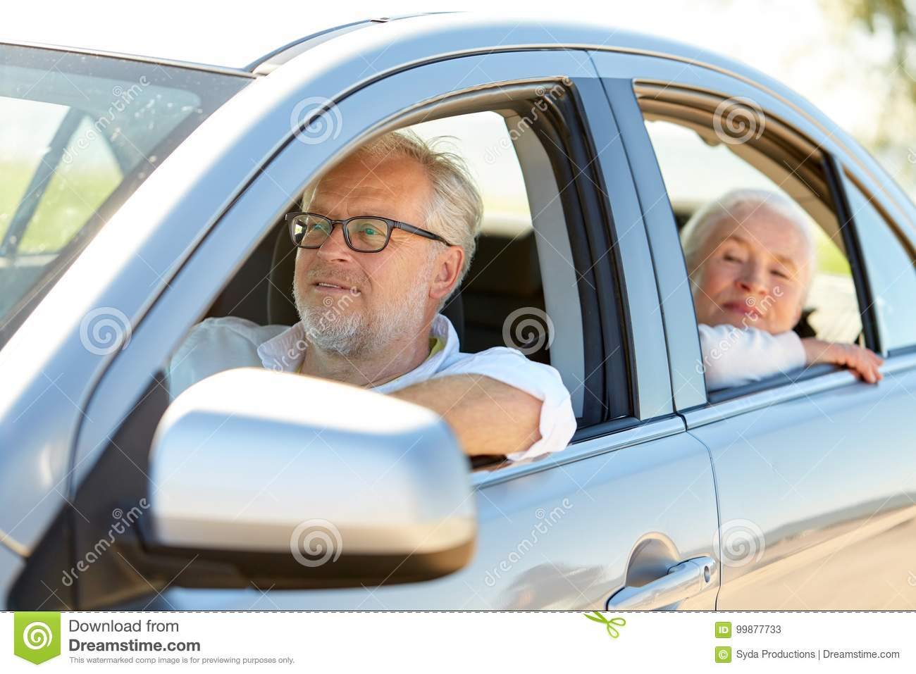 Old People Driving Draft