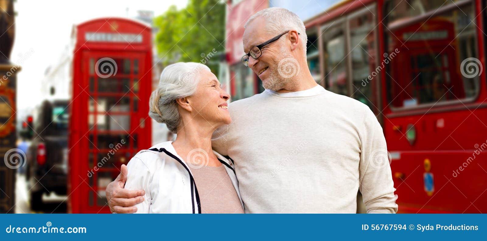 Senior dating london uk