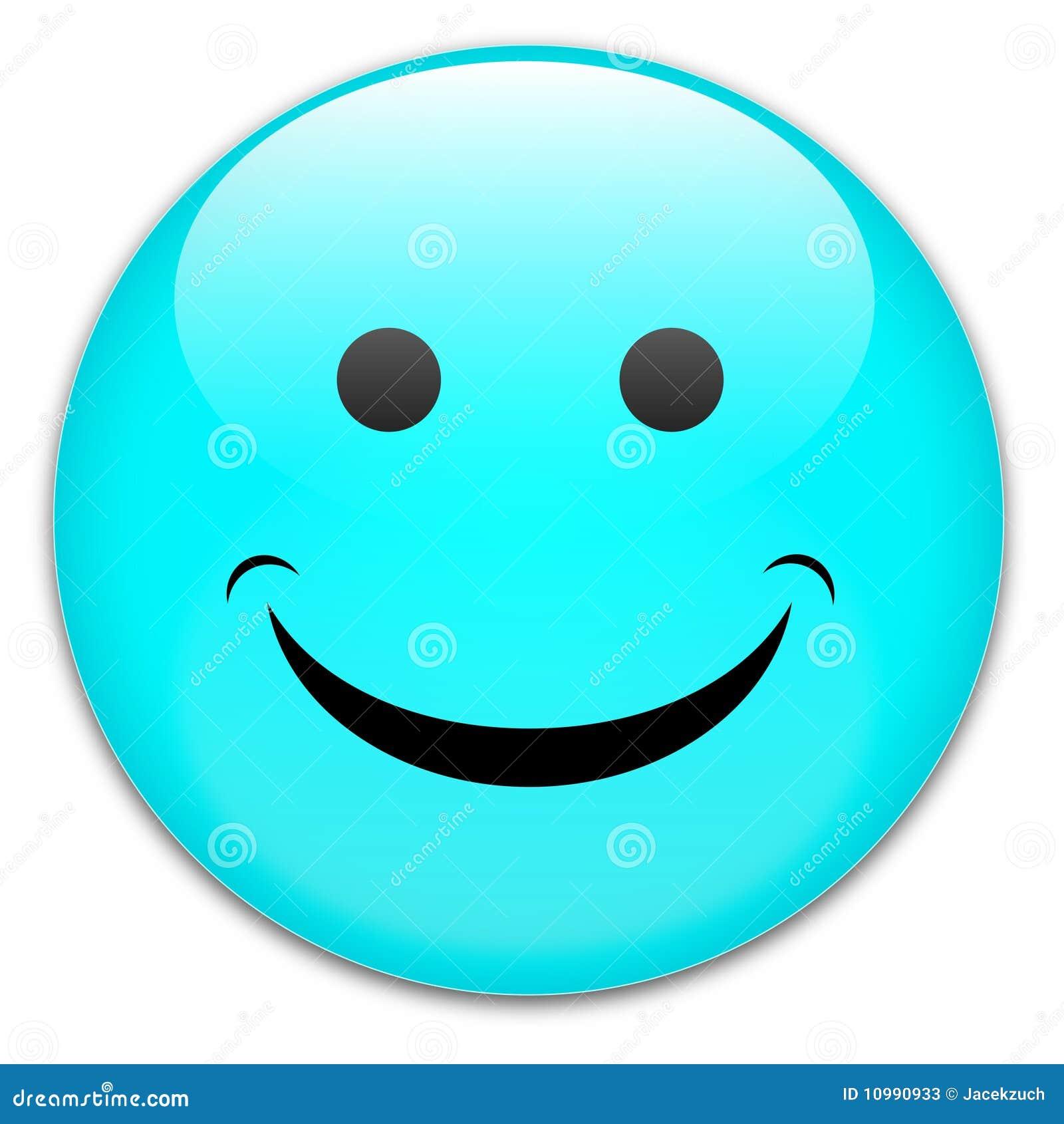 Happy Smile Button Badge Stock Photos Image 10990933