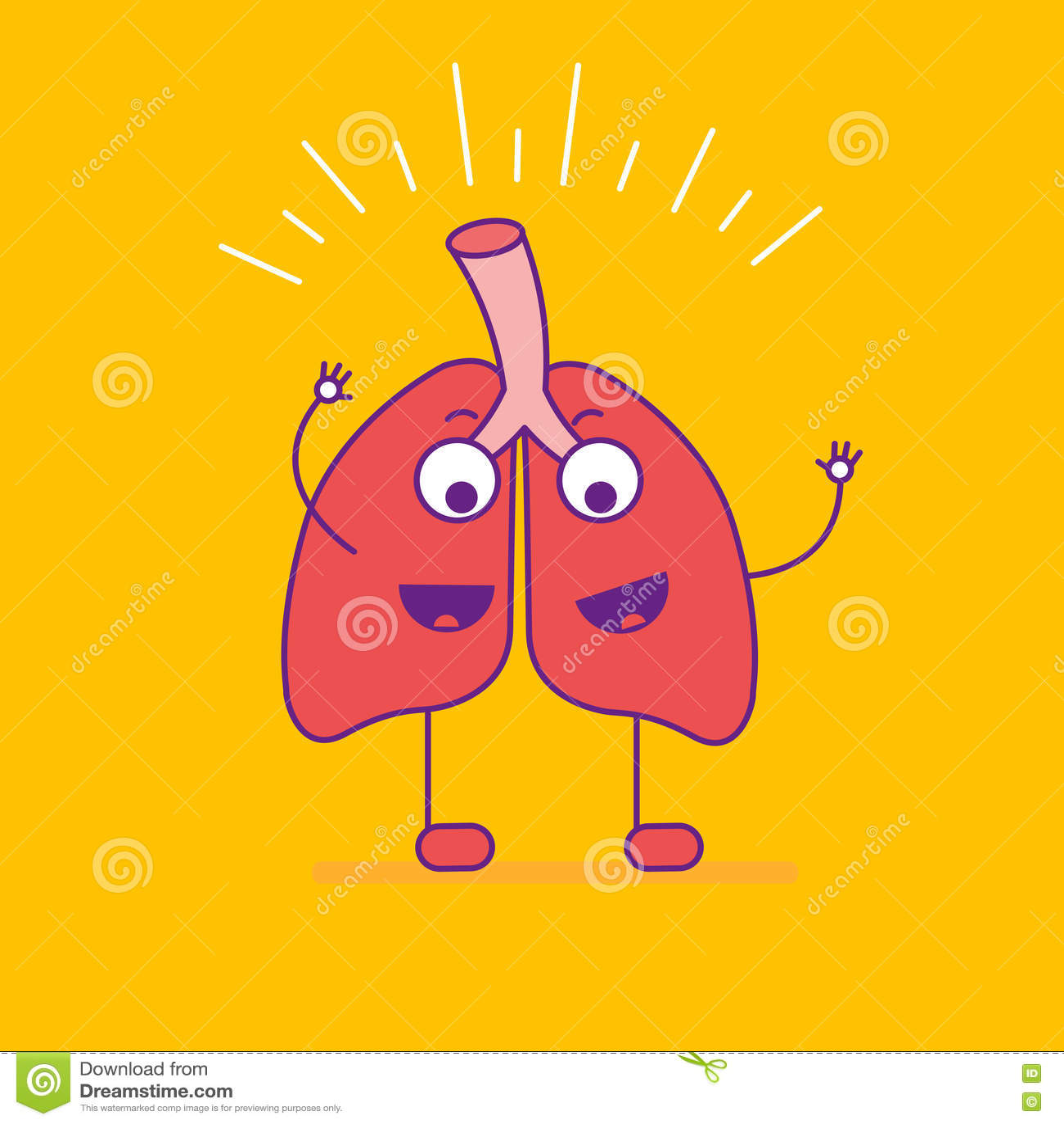Respiration cartoons illustrations vector stock images - Imagenes con animacion ...
