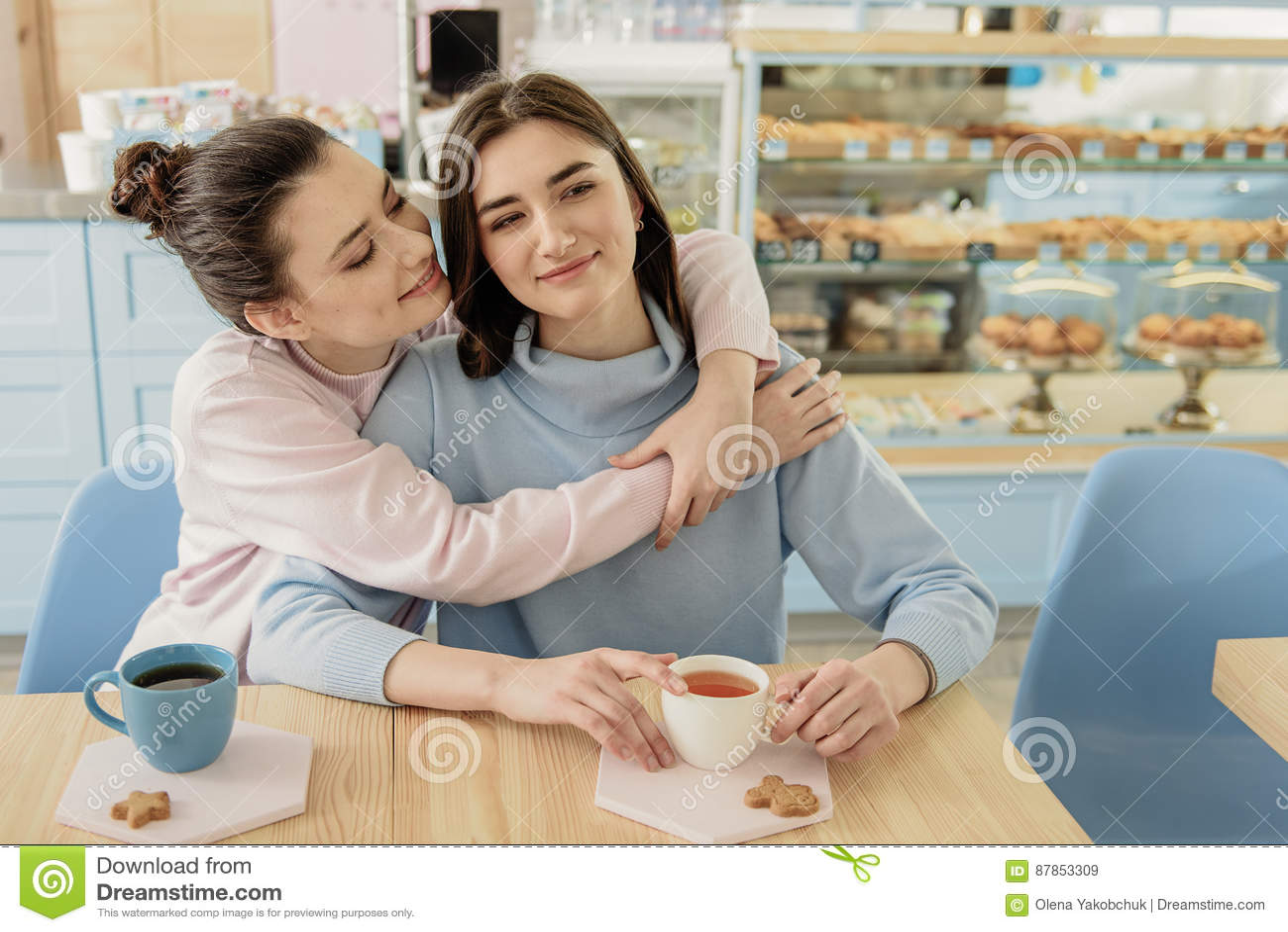 Erotic lesbian couples