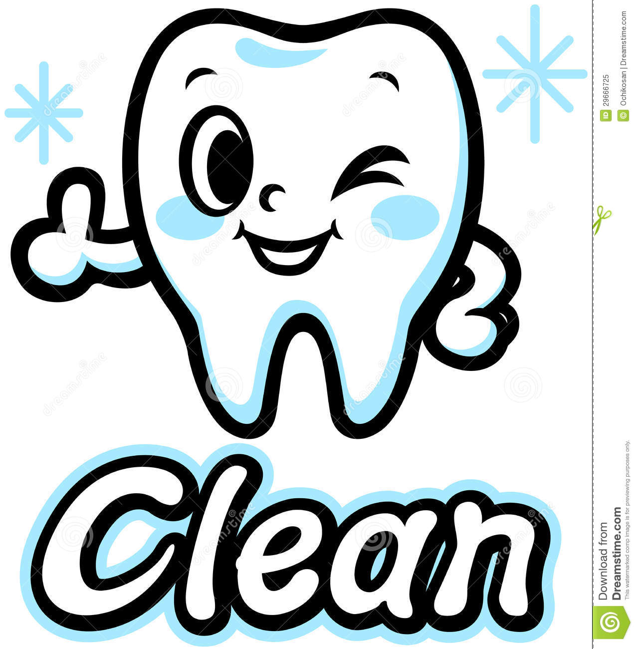 happy smiling tooth  clean  stock vector illustration of dentist clipart pictures dental clip art free