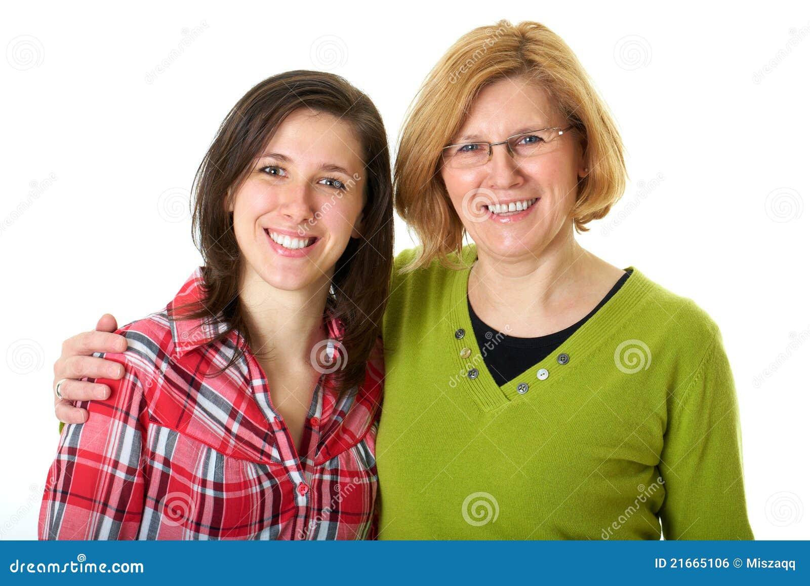 Частное мать и дочь 11 фотография