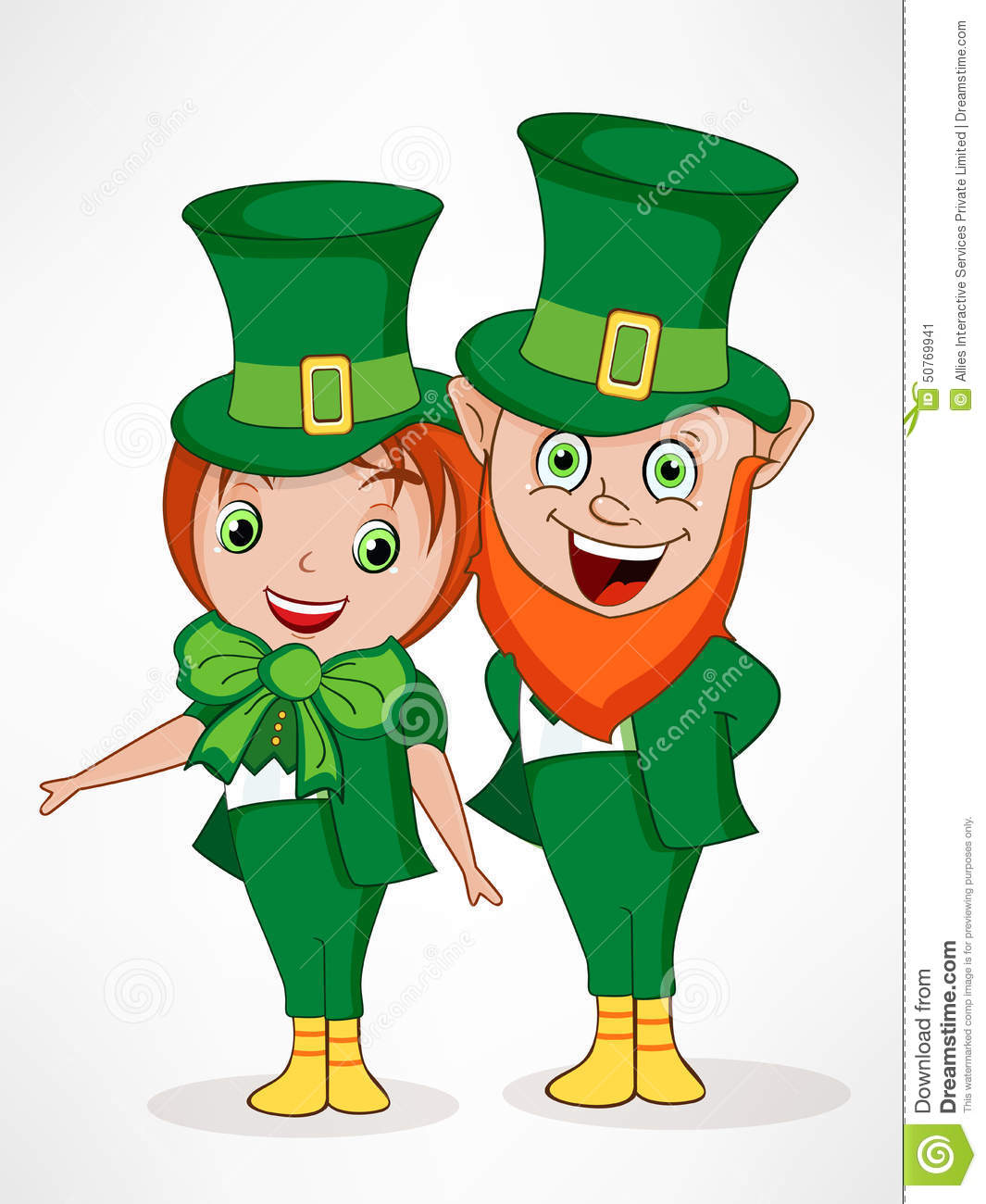 Happy St. Patricks Day Celebration Concept. Stock ...