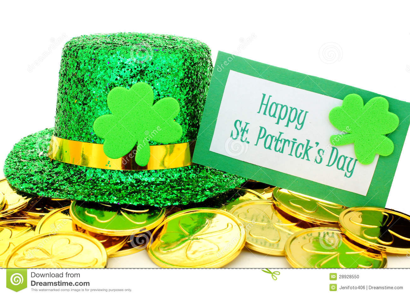 happy st patricks day stock photo image 28928550