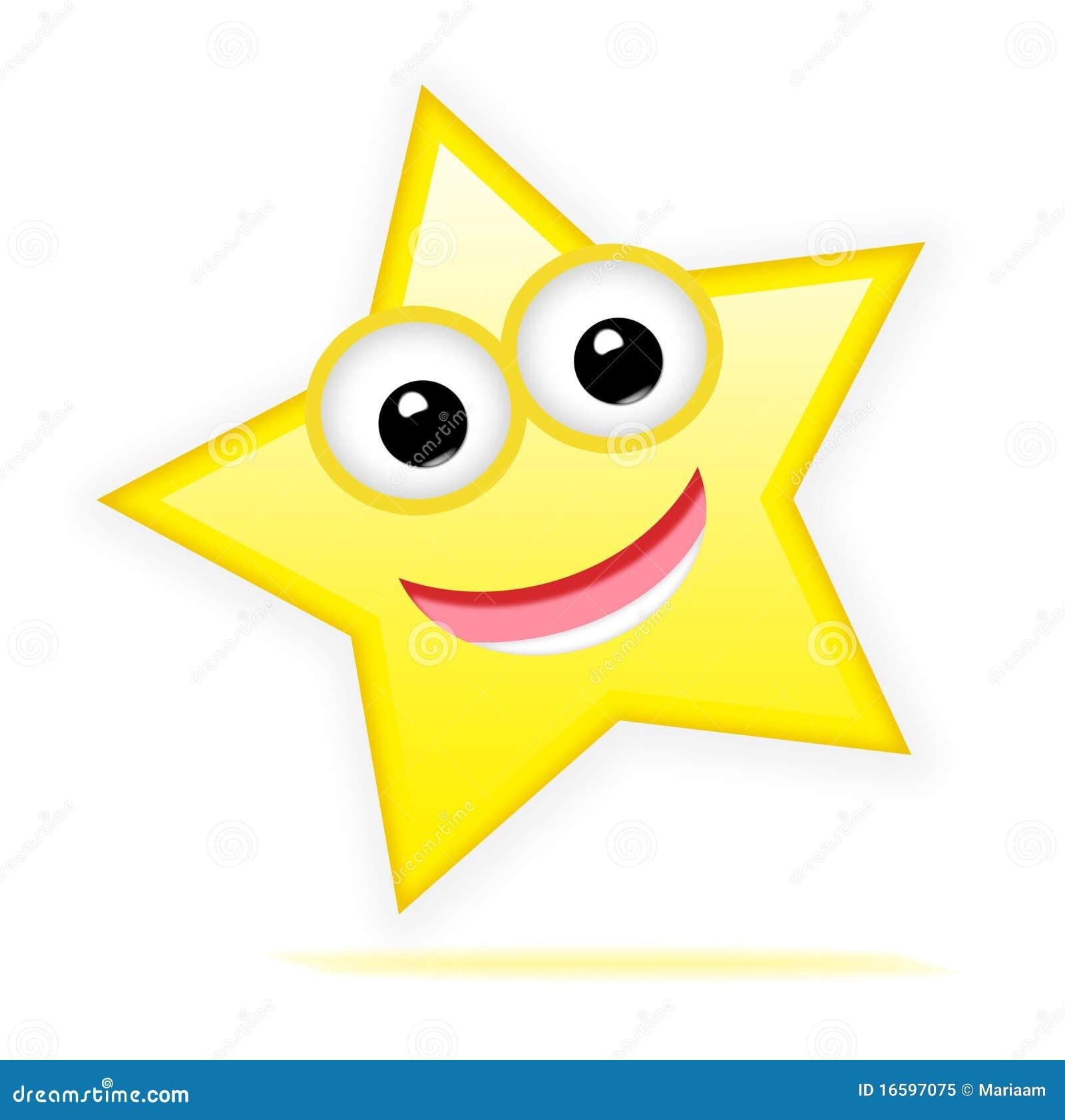 happy star clip art - photo #32