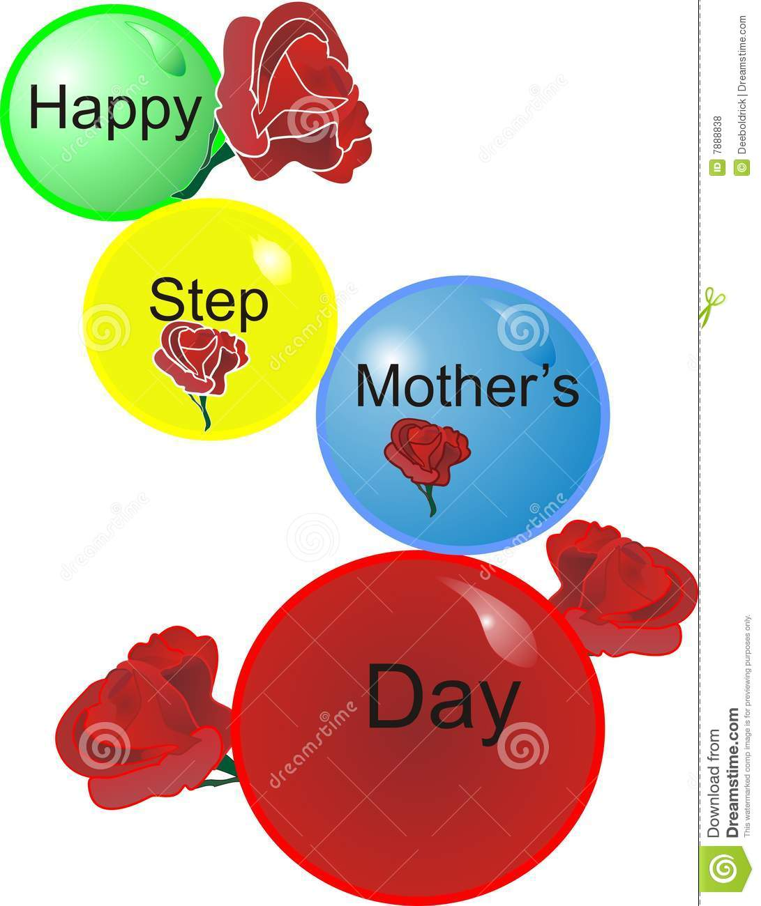 Happy Step Mother Day Stock Illustrations 65 Happy Step Mother Day Stock Illustrations Vectors Clipart Dreamstime